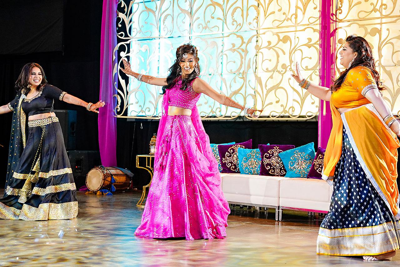 Shivani Kashyap Indianapolis Sangeet 205