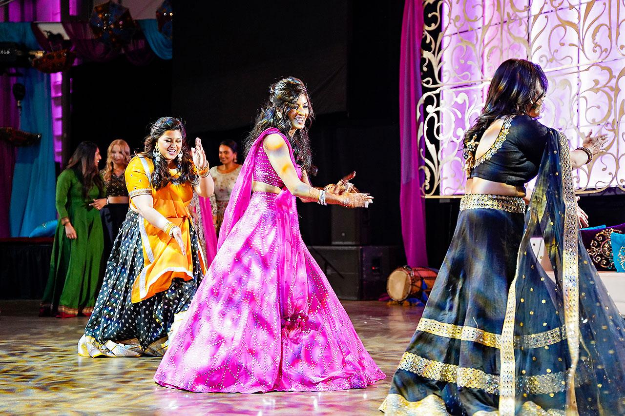 Shivani Kashyap Indianapolis Sangeet 206