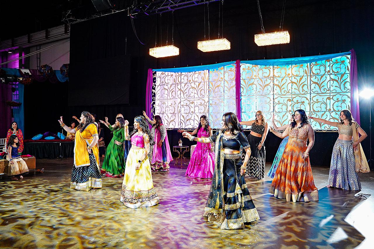 Shivani Kashyap Indianapolis Sangeet 207