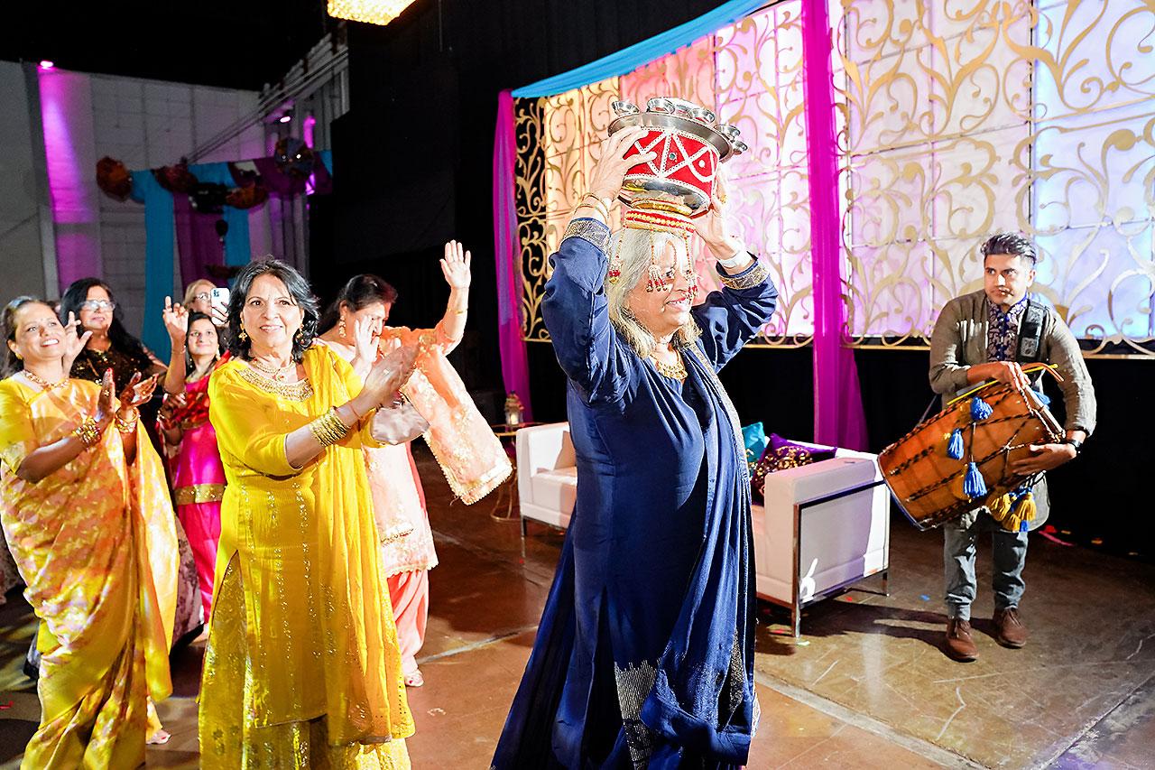 Shivani Kashyap Indianapolis Sangeet 218