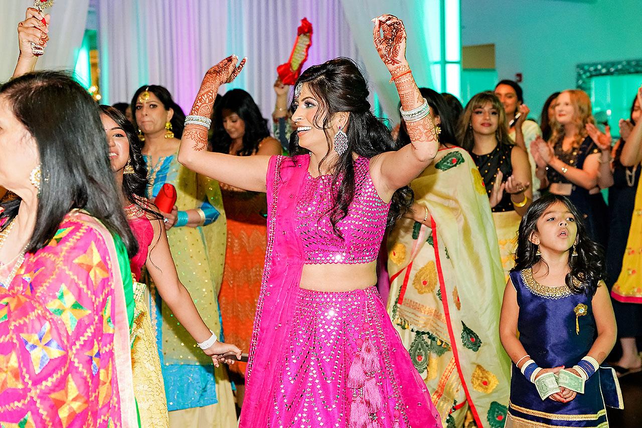 Shivani Kashyap Indianapolis Sangeet 220