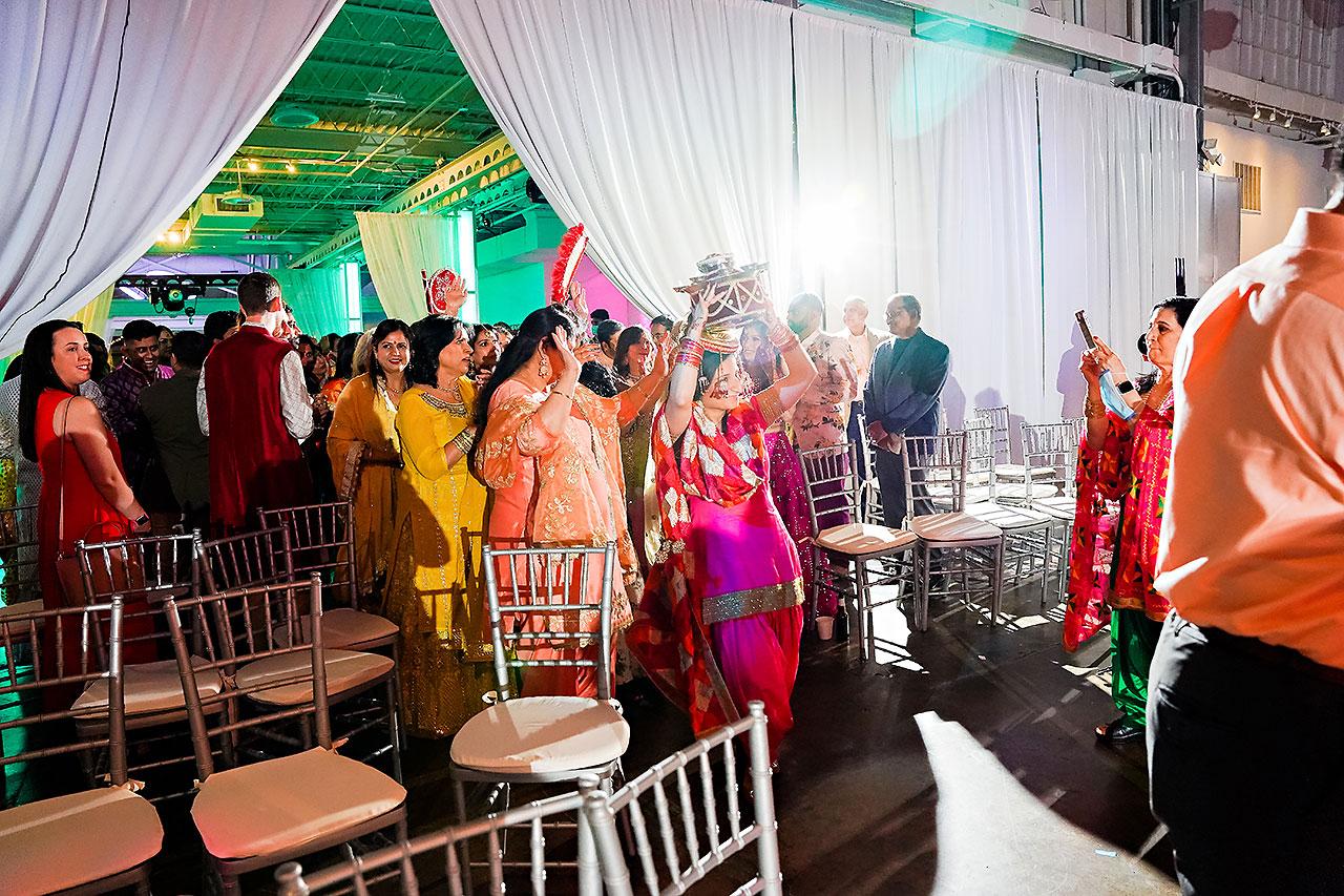 Shivani Kashyap Indianapolis Sangeet 222
