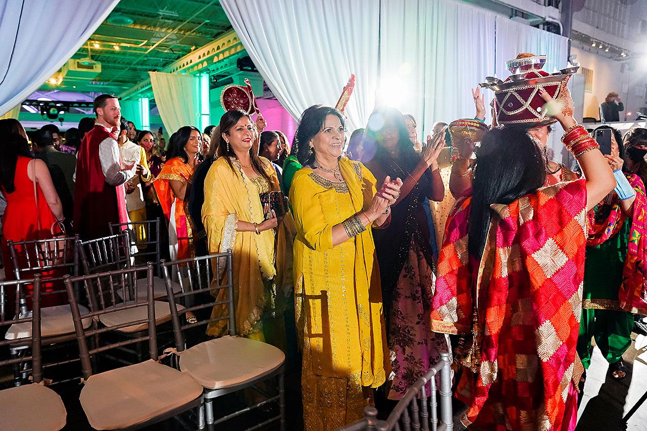 Shivani Kashyap Indianapolis Sangeet 223