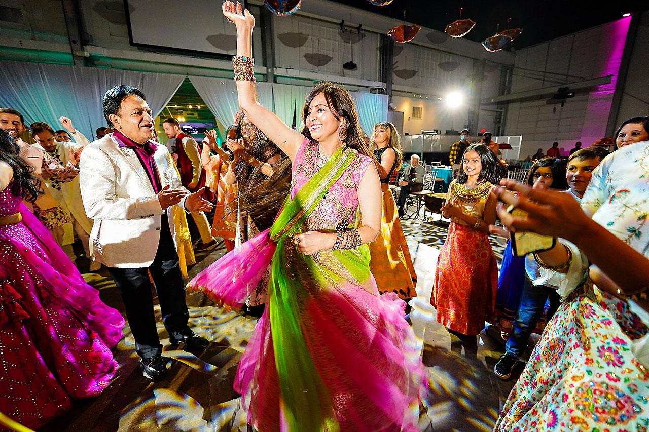 Shivani Kashyap Indianapolis Sangeet 240
