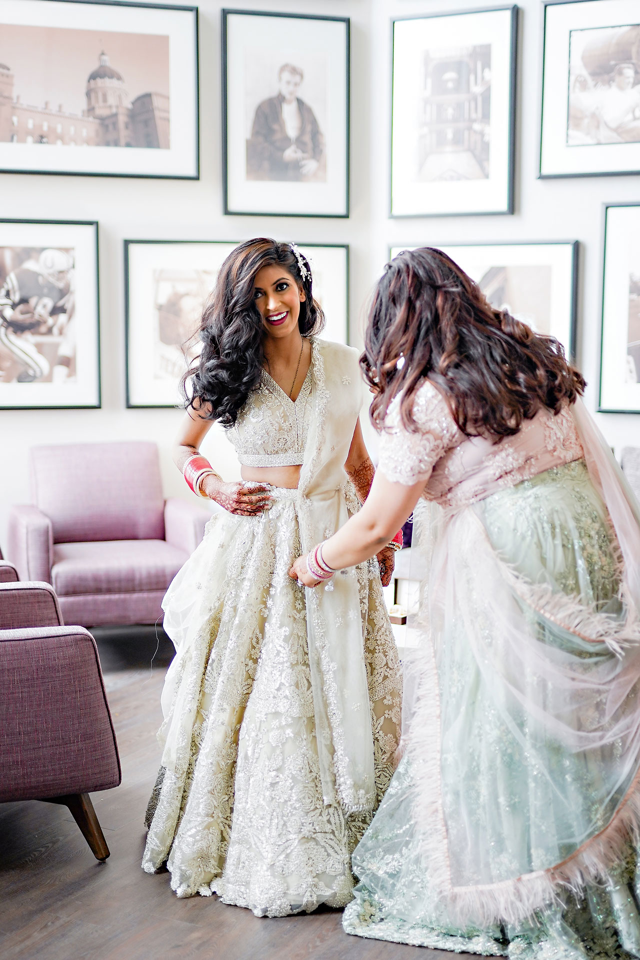 Shivani Kashyap Indianapolis Indian Wedding Reception 281