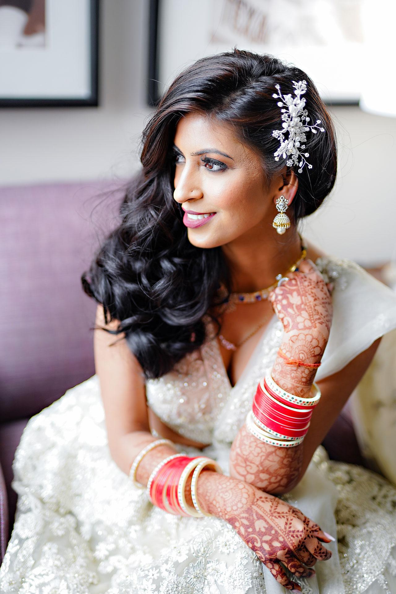 Shivani Kashyap Indianapolis Indian Wedding Reception 300