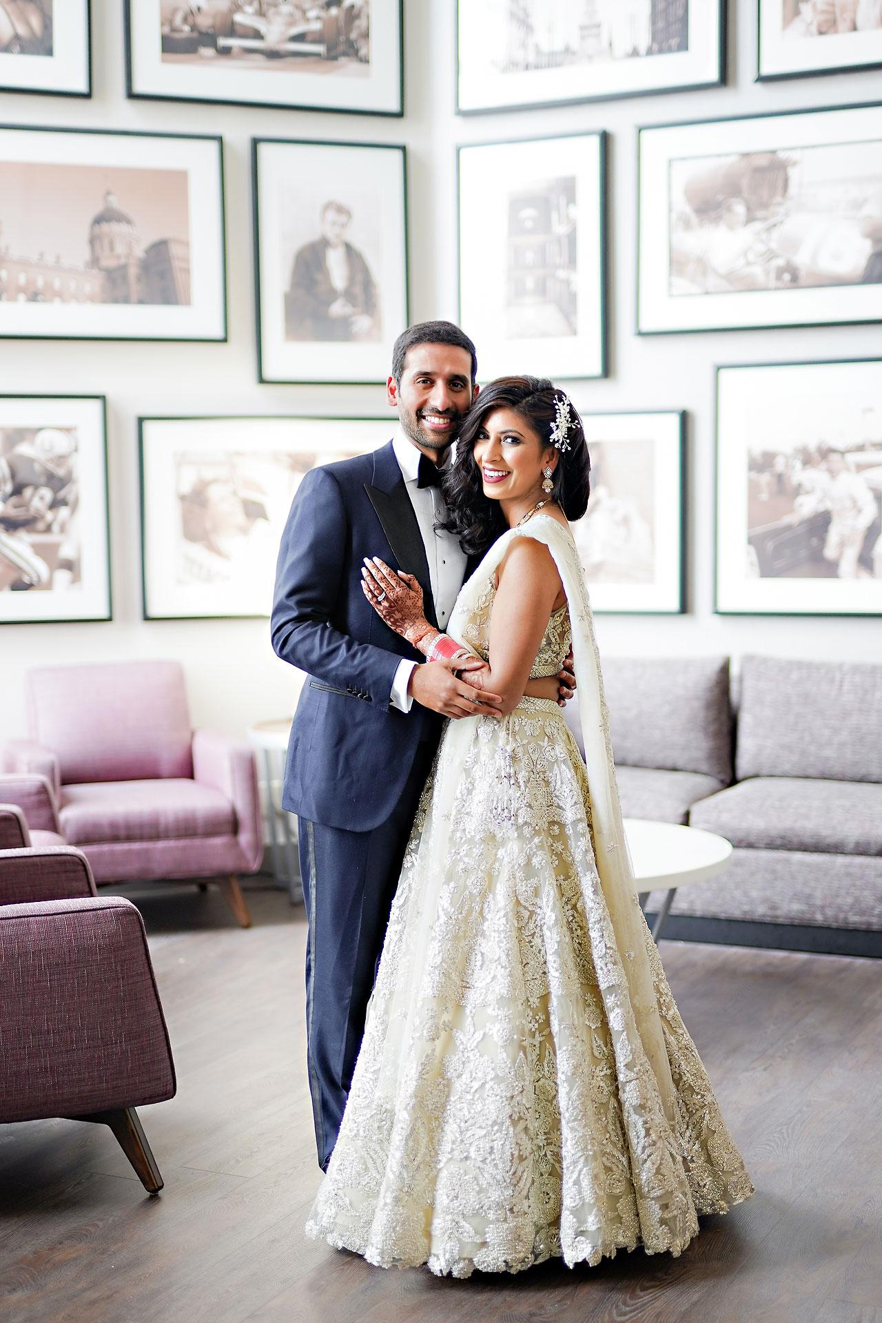Shivani Kashyap Indianapolis Indian Wedding Reception 306