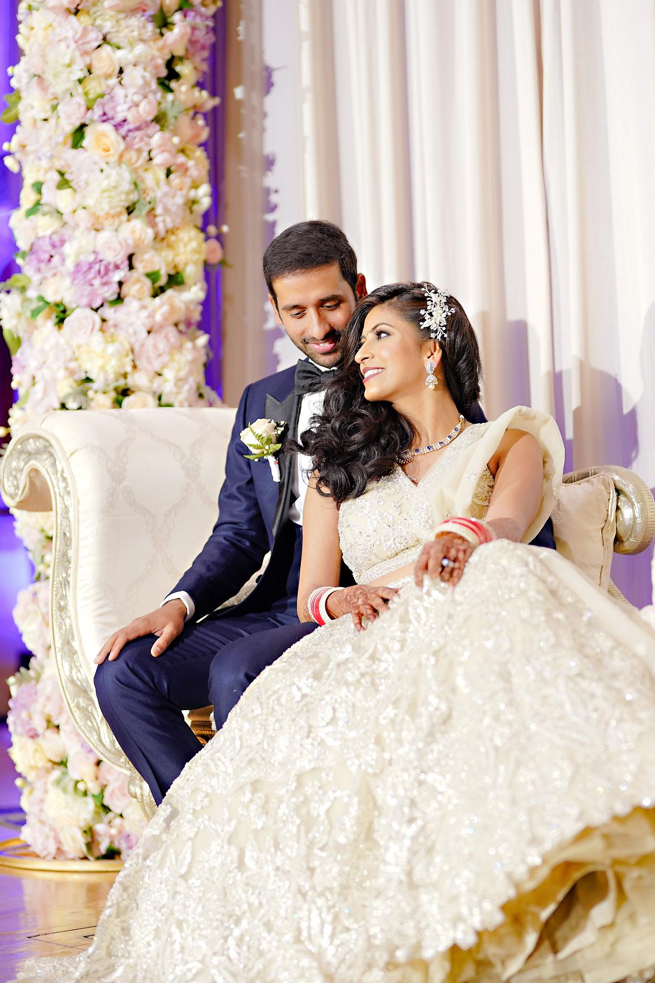 Shivani Kashyap Indianapolis Indian Wedding Reception 320