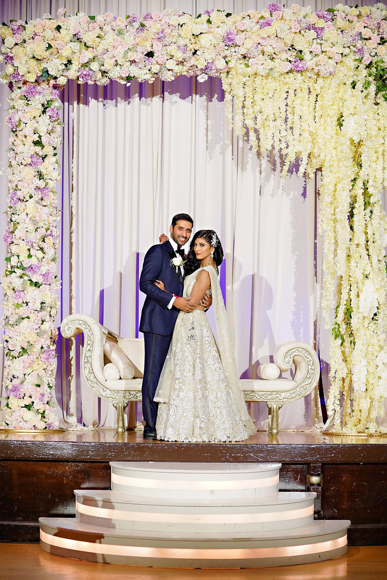 Shivani Kashyap Indianapolis Indian Wedding Reception 321
