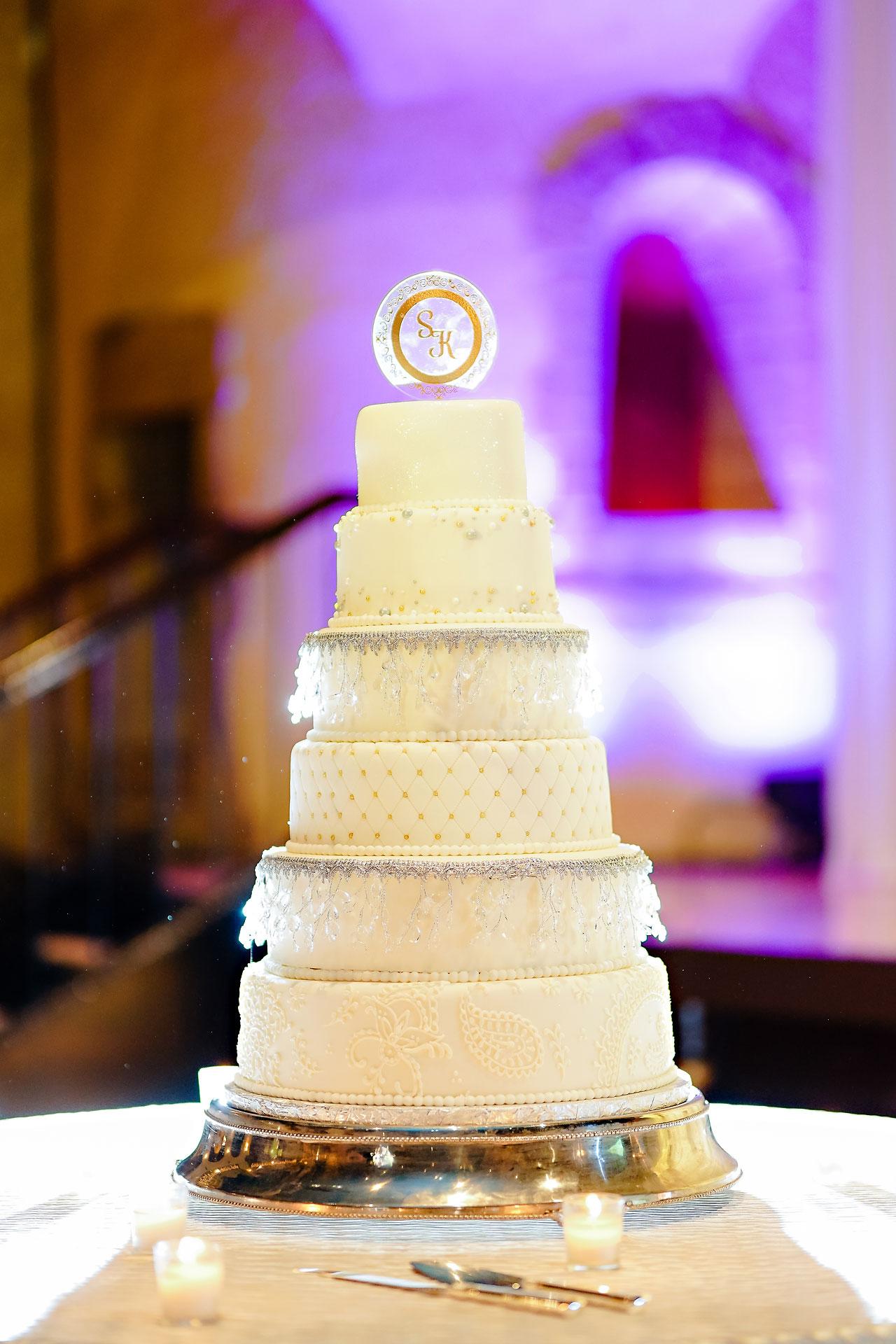 Shivani Kashyap Indianapolis Indian Wedding Reception 350