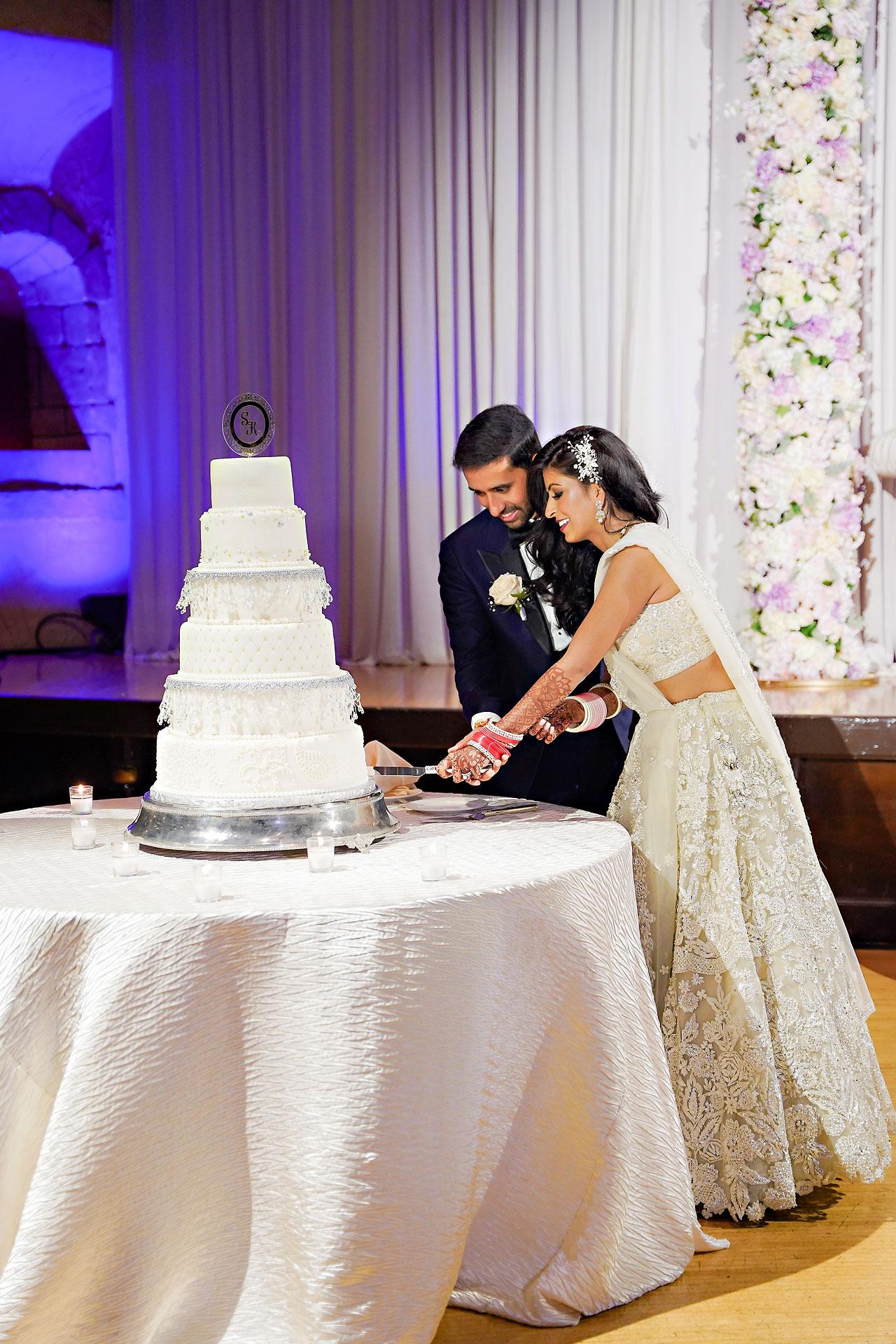 Shivani Kashyap Indianapolis Indian Wedding Reception 382