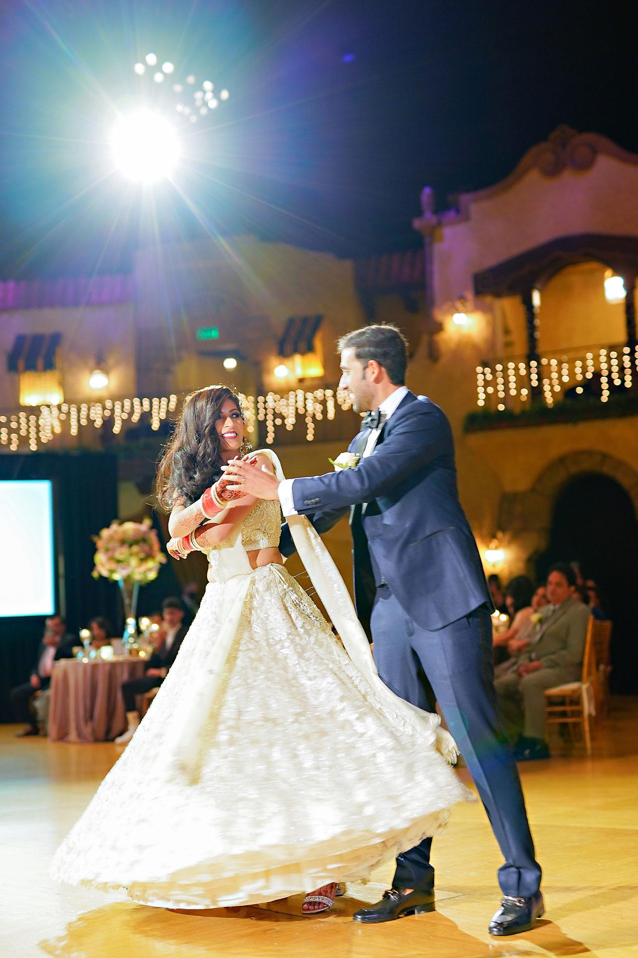 Shivani Kashyap Indianapolis Indian Wedding Reception 383