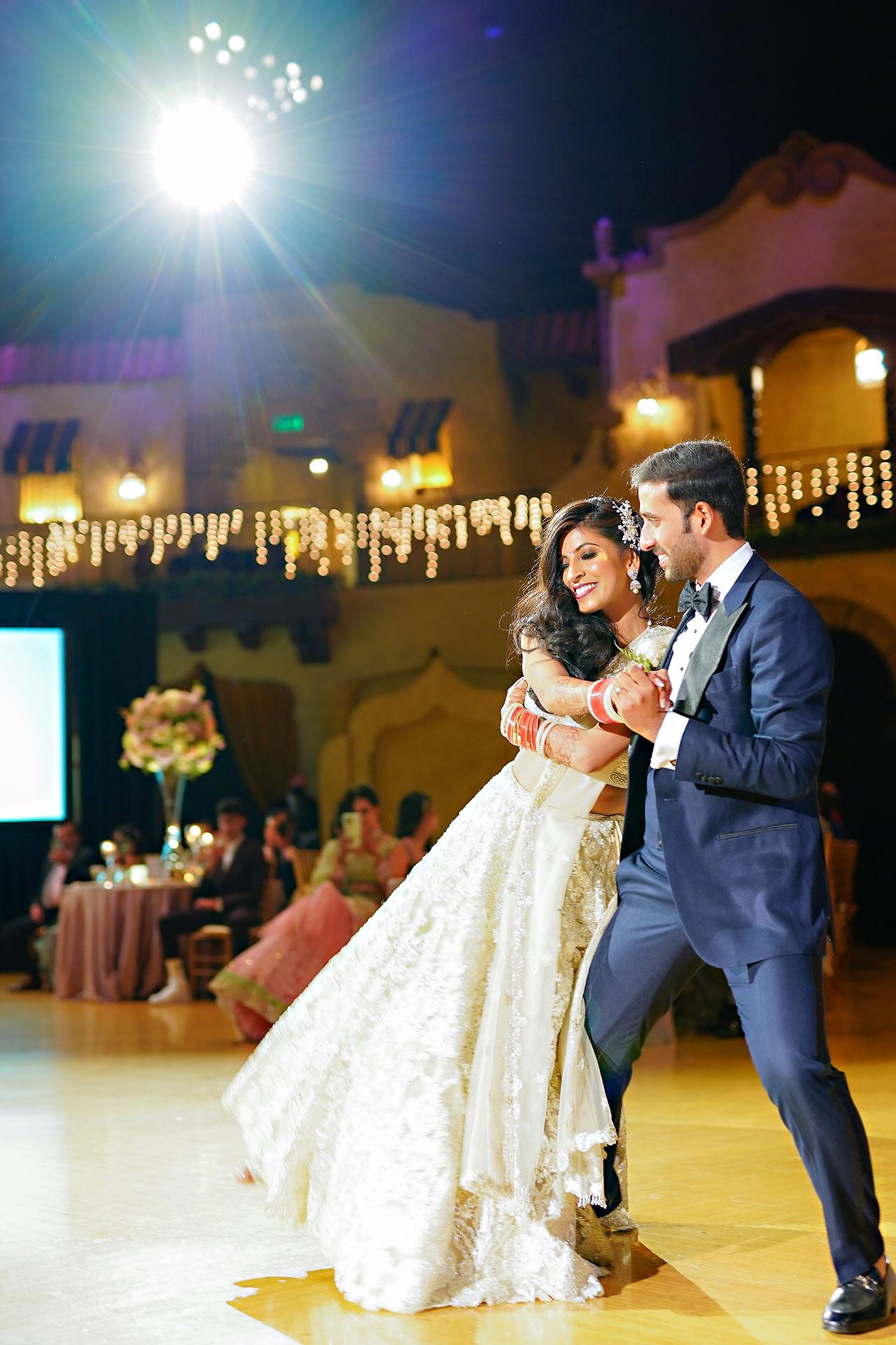 Shivani Kashyap Indianapolis Indian Wedding Reception 384
