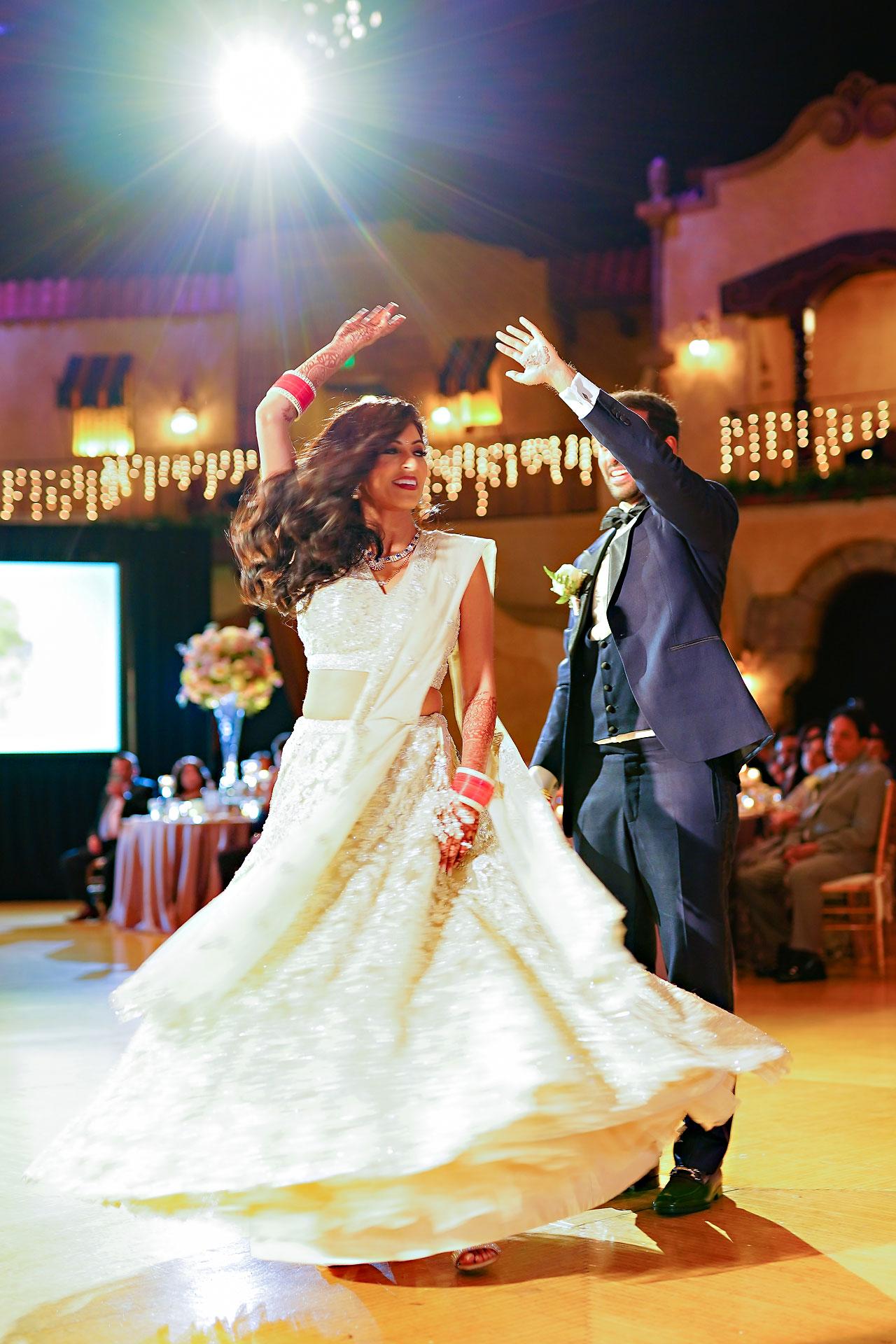 Shivani Kashyap Indianapolis Indian Wedding Reception 386