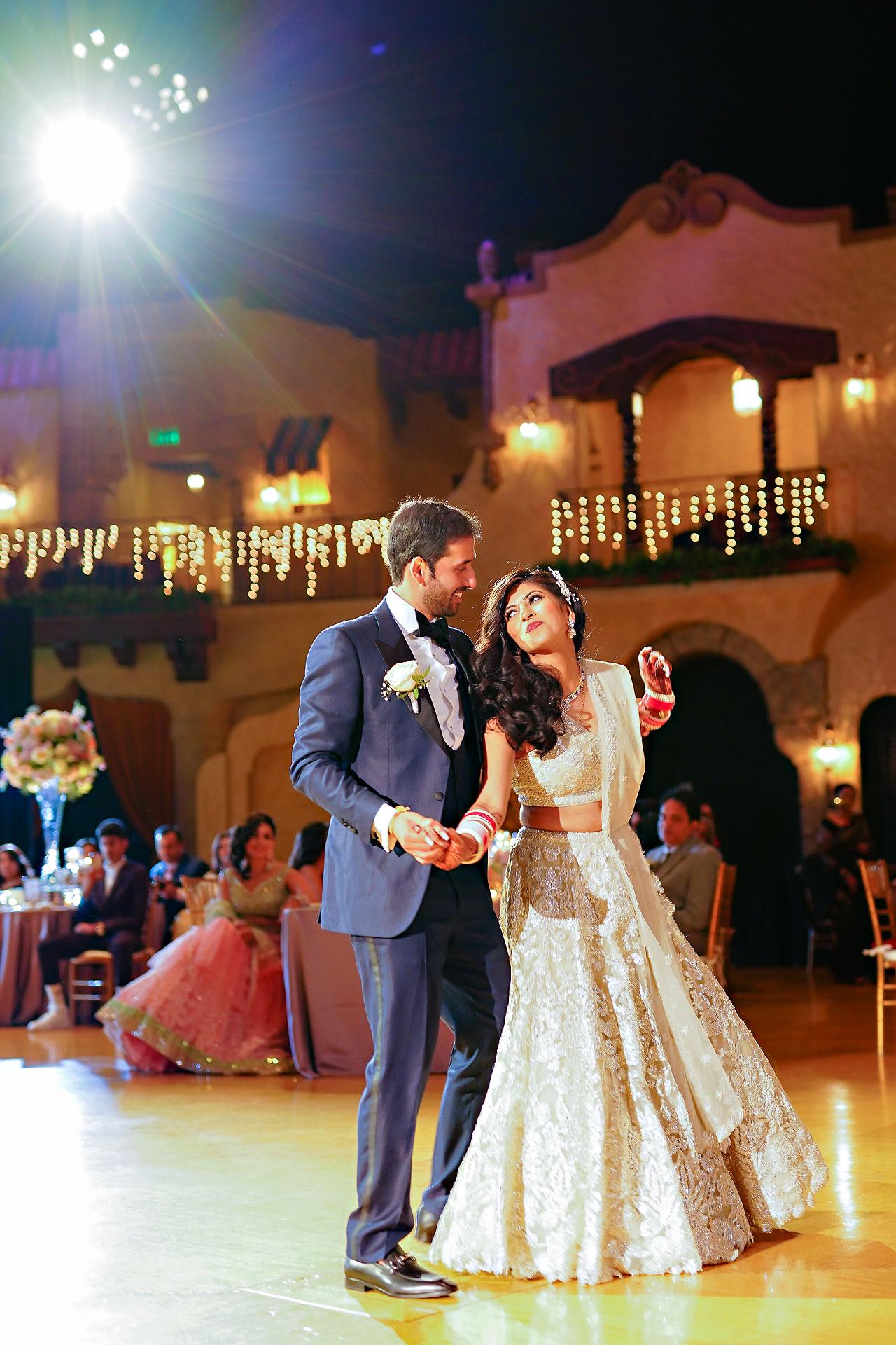 Shivani Kashyap Indianapolis Indian Wedding Reception 387