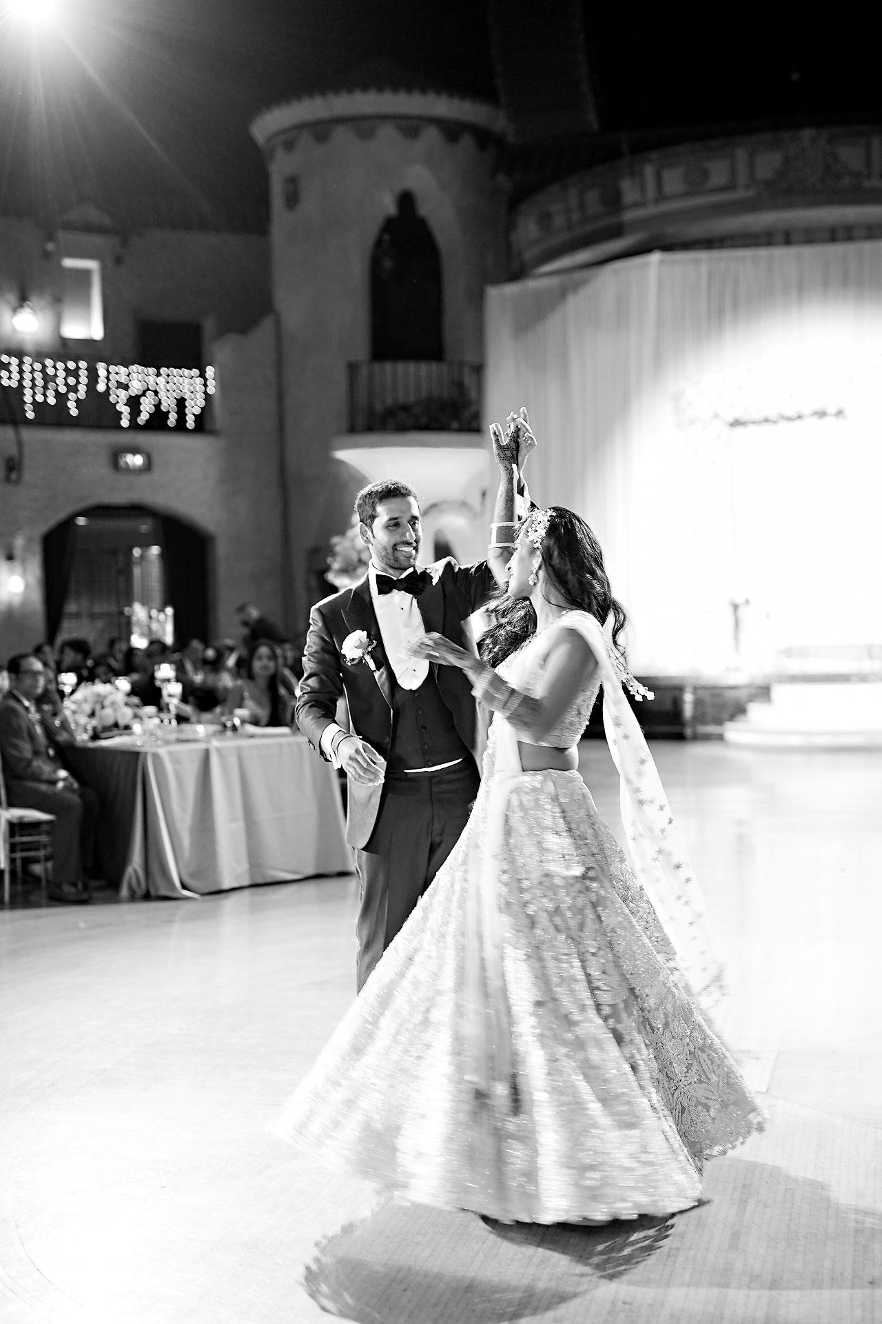 Shivani Kashyap Indianapolis Indian Wedding Reception 390