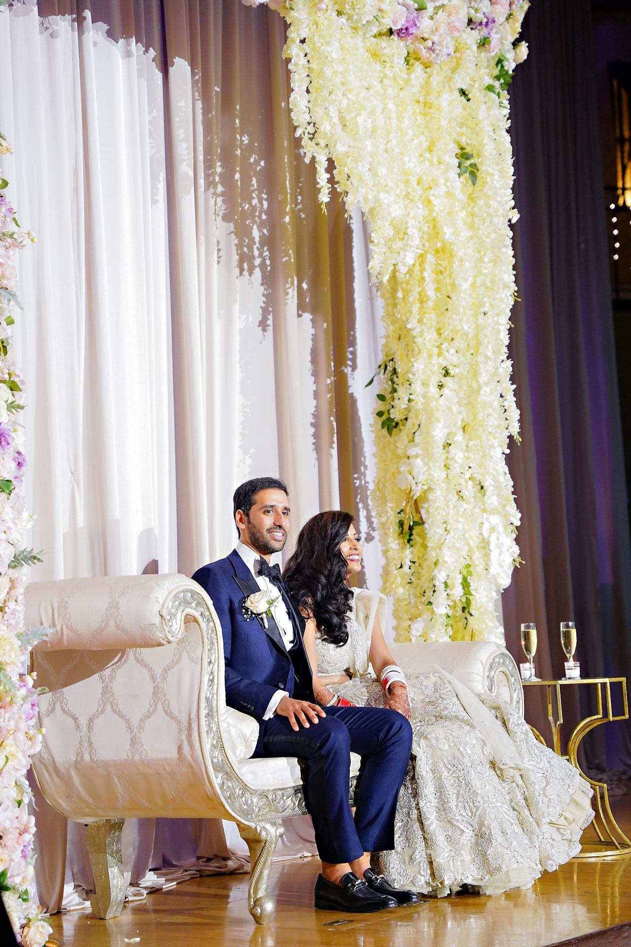 Shivani Kashyap Indianapolis Indian Wedding Reception 394