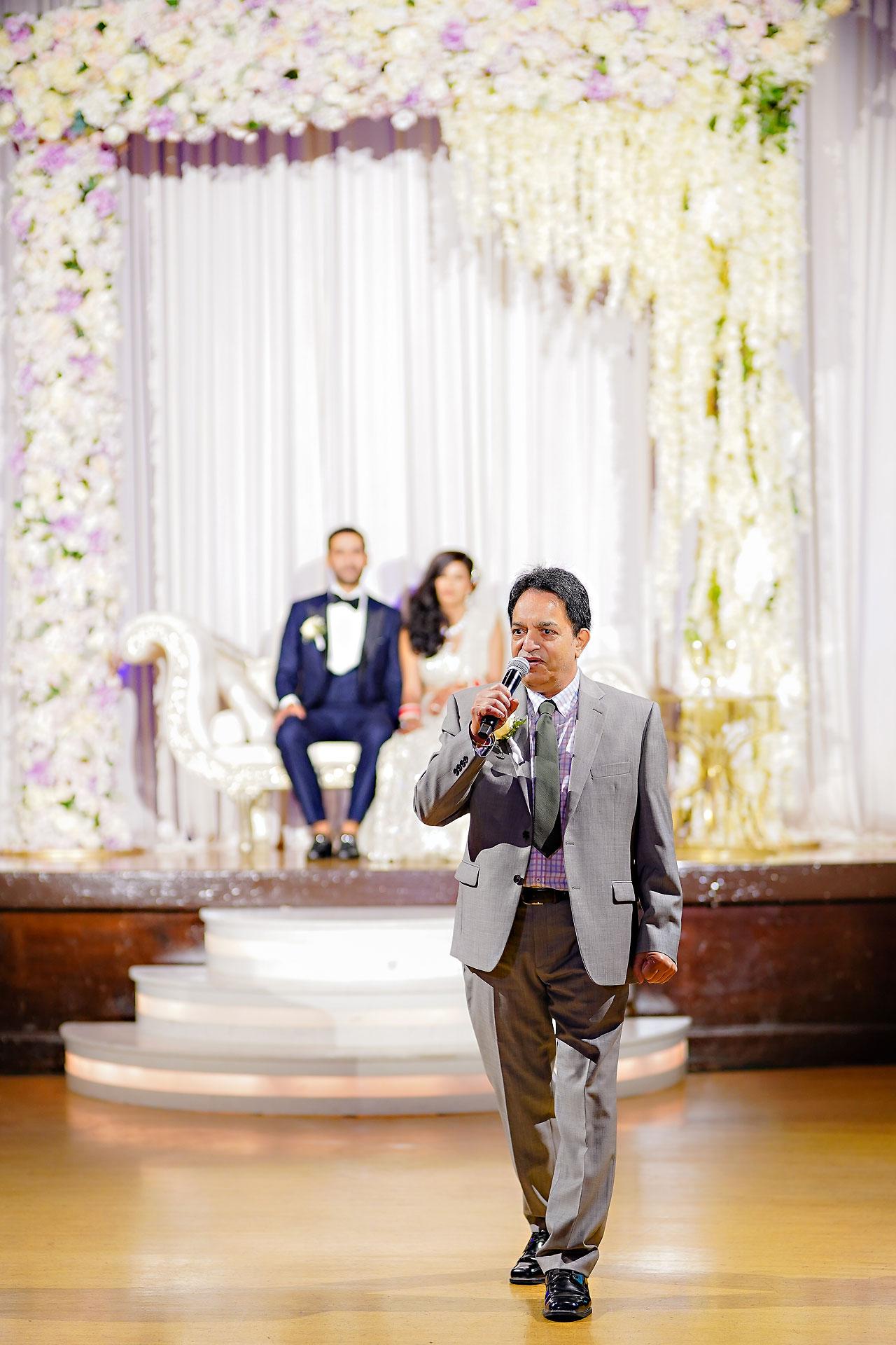 Shivani Kashyap Indianapolis Indian Wedding Reception 398