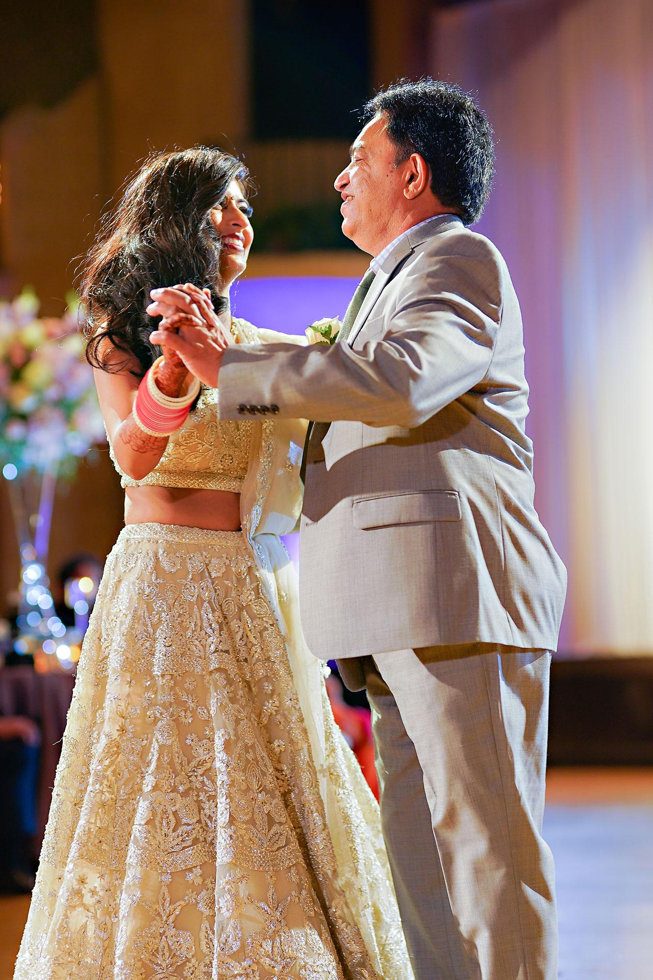 Shivani Kashyap Indianapolis Indian Wedding Reception 399