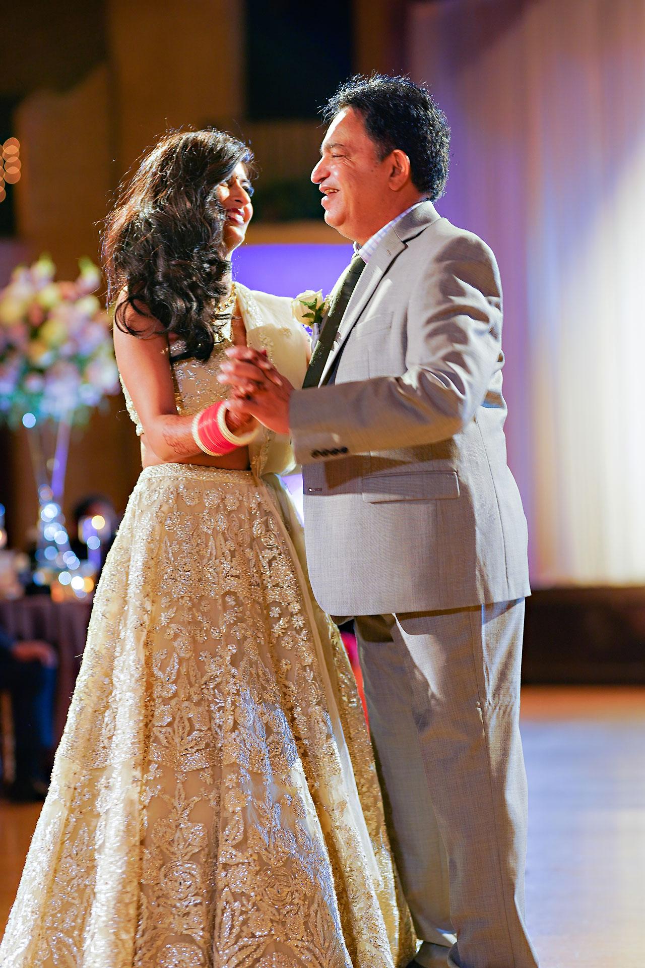 Shivani Kashyap Indianapolis Indian Wedding Reception 400