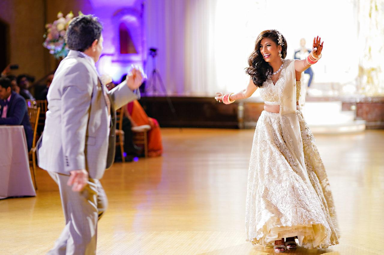 Shivani Kashyap Indianapolis Indian Wedding Reception 402