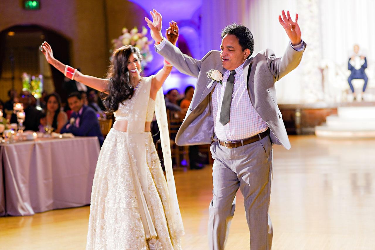 Shivani Kashyap Indianapolis Indian Wedding Reception 404