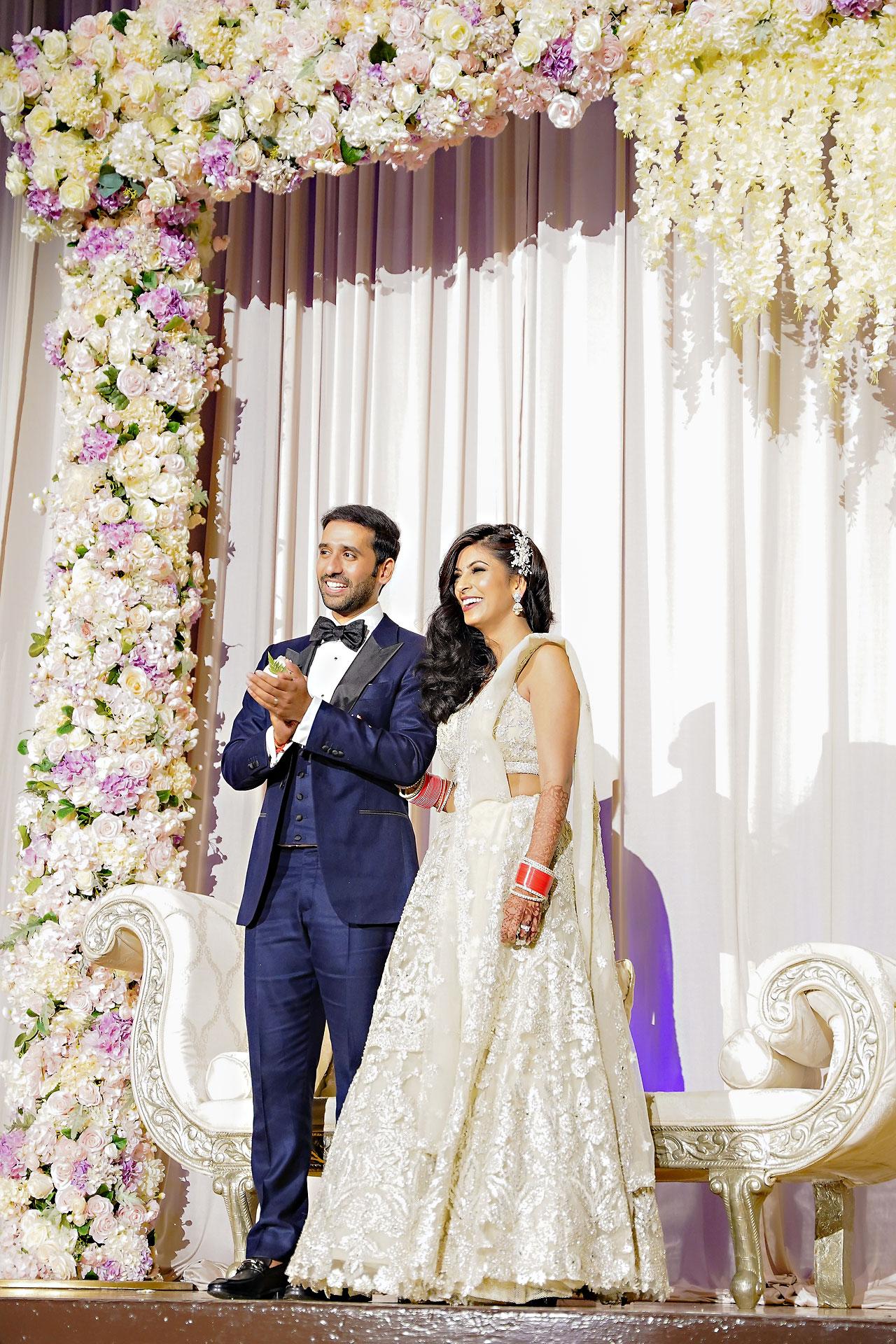 Shivani Kashyap Indianapolis Indian Wedding Reception 406