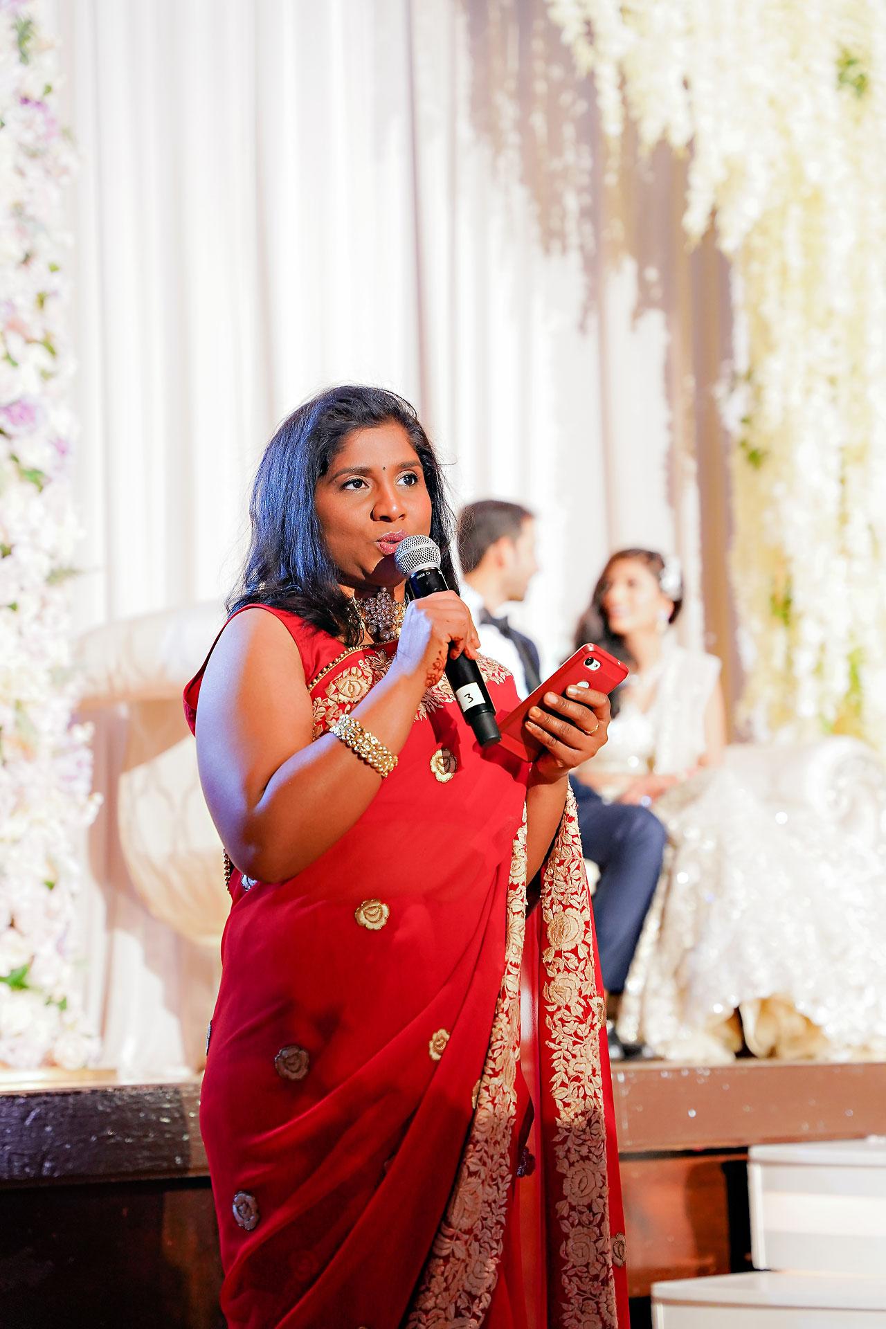 Shivani Kashyap Indianapolis Indian Wedding Reception 407
