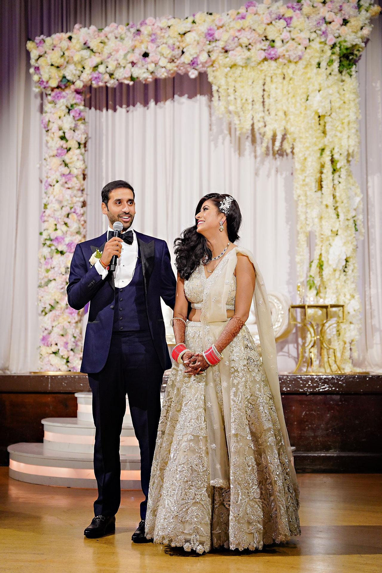 Shivani Kashyap Indianapolis Indian Wedding Reception 415