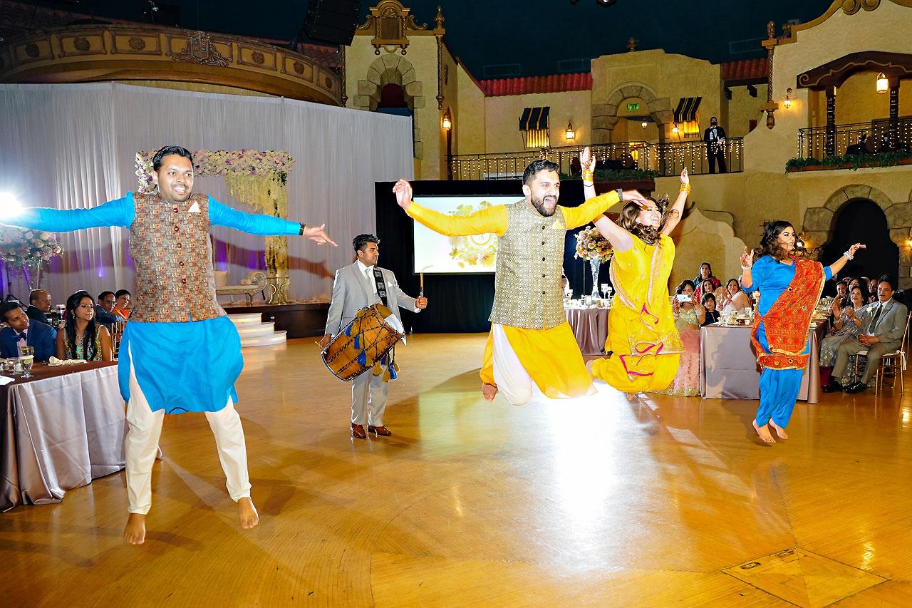 Shivani Kashyap Indianapolis Indian Wedding Reception 430