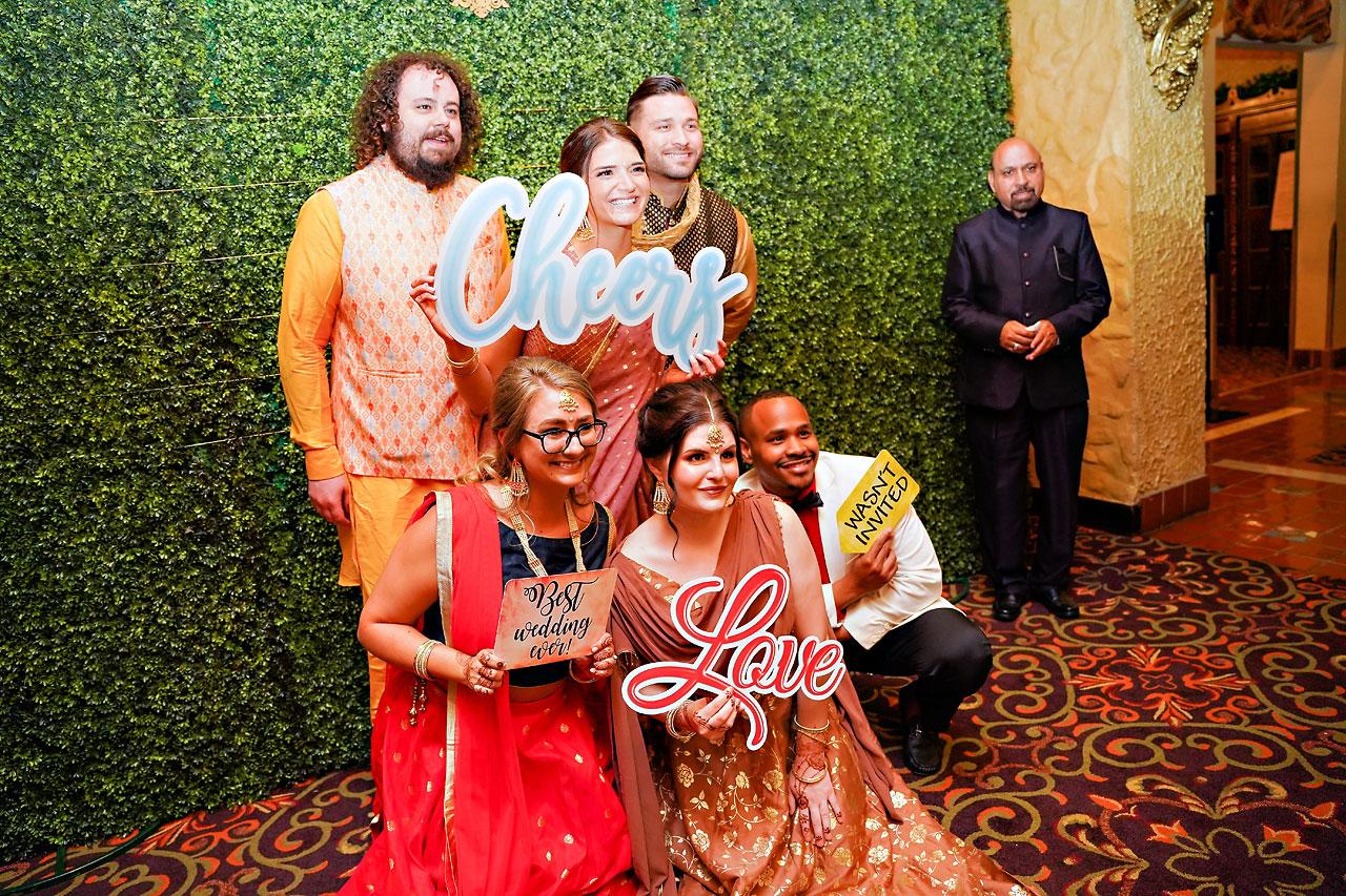 Shivani Kashyap Indianapolis Indian Wedding Reception 437