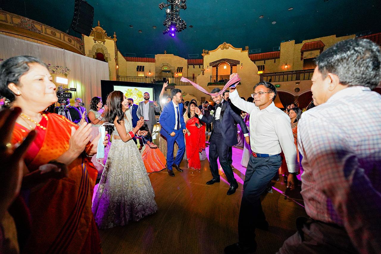 Shivani Kashyap Indianapolis Indian Wedding Reception 438