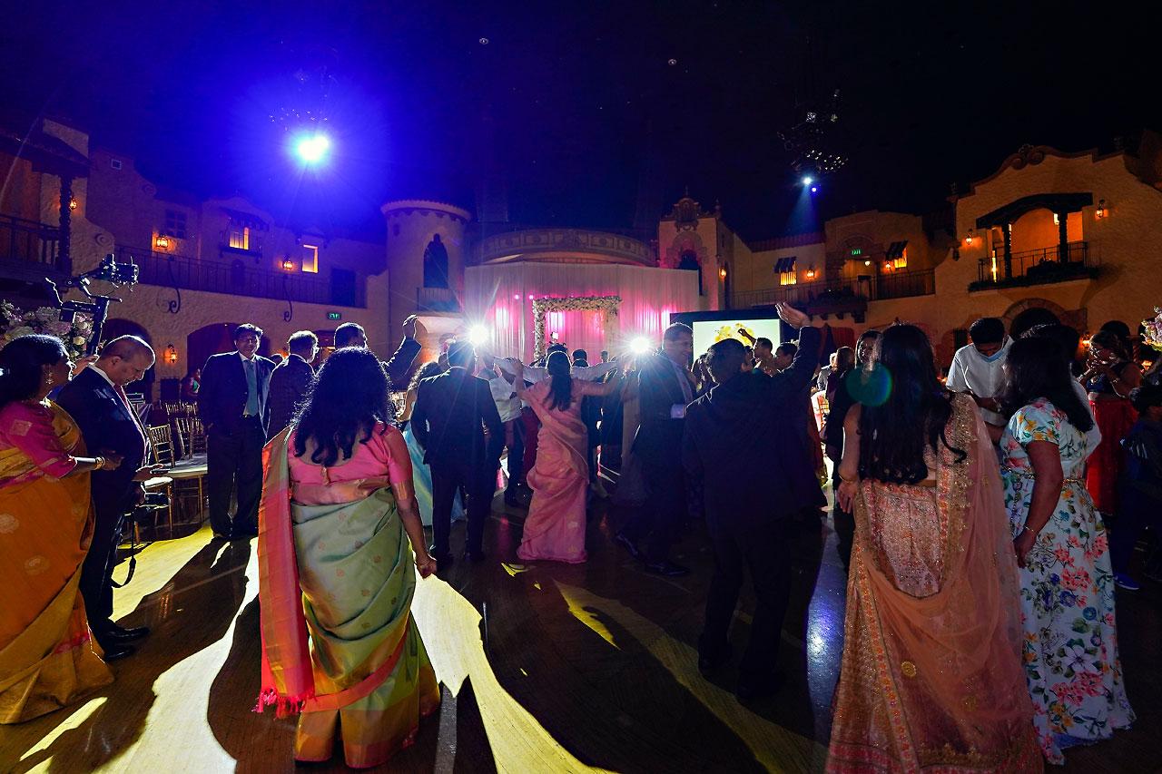 Shivani Kashyap Indianapolis Indian Wedding Reception 450