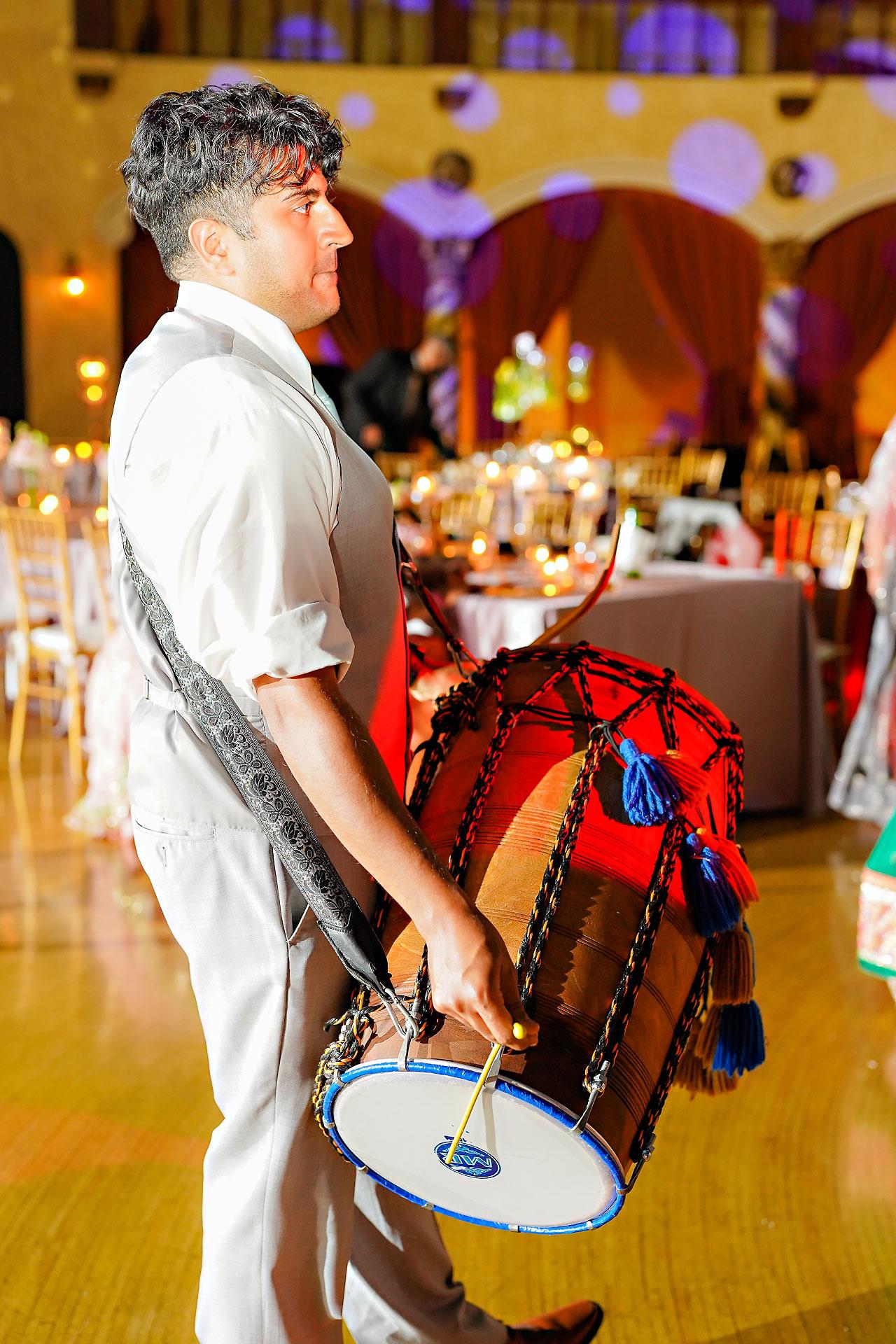 Shivani Kashyap Indianapolis Indian Wedding Reception 453