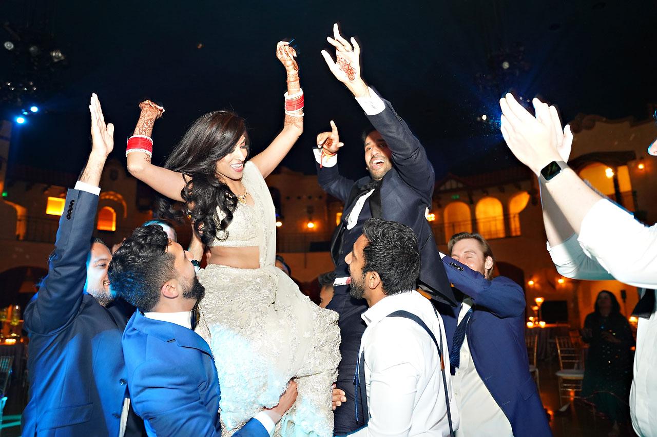 Shivani Kashyap Indianapolis Indian Wedding Reception 480