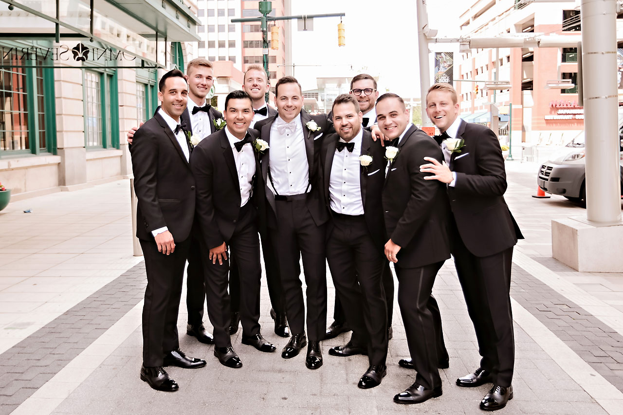 Kaitlin Collin Scottish Rite Indianapolis Wedding 042