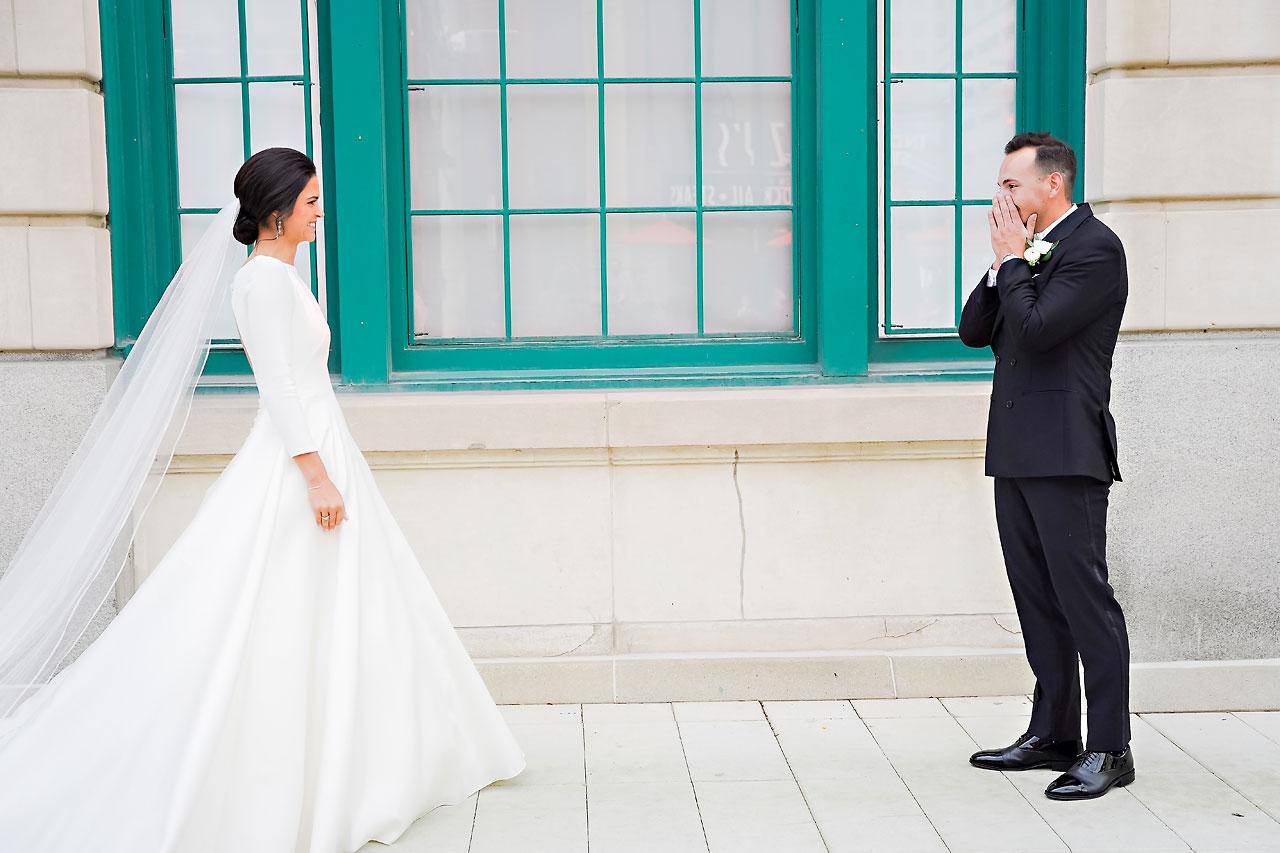 Kaitlin Collin Scottish Rite Indianapolis Wedding 045