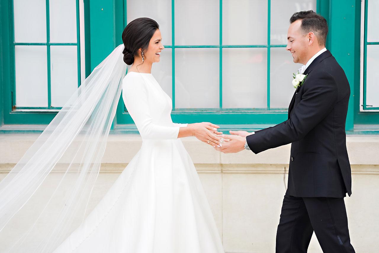 Kaitlin Collin Scottish Rite Indianapolis Wedding 046