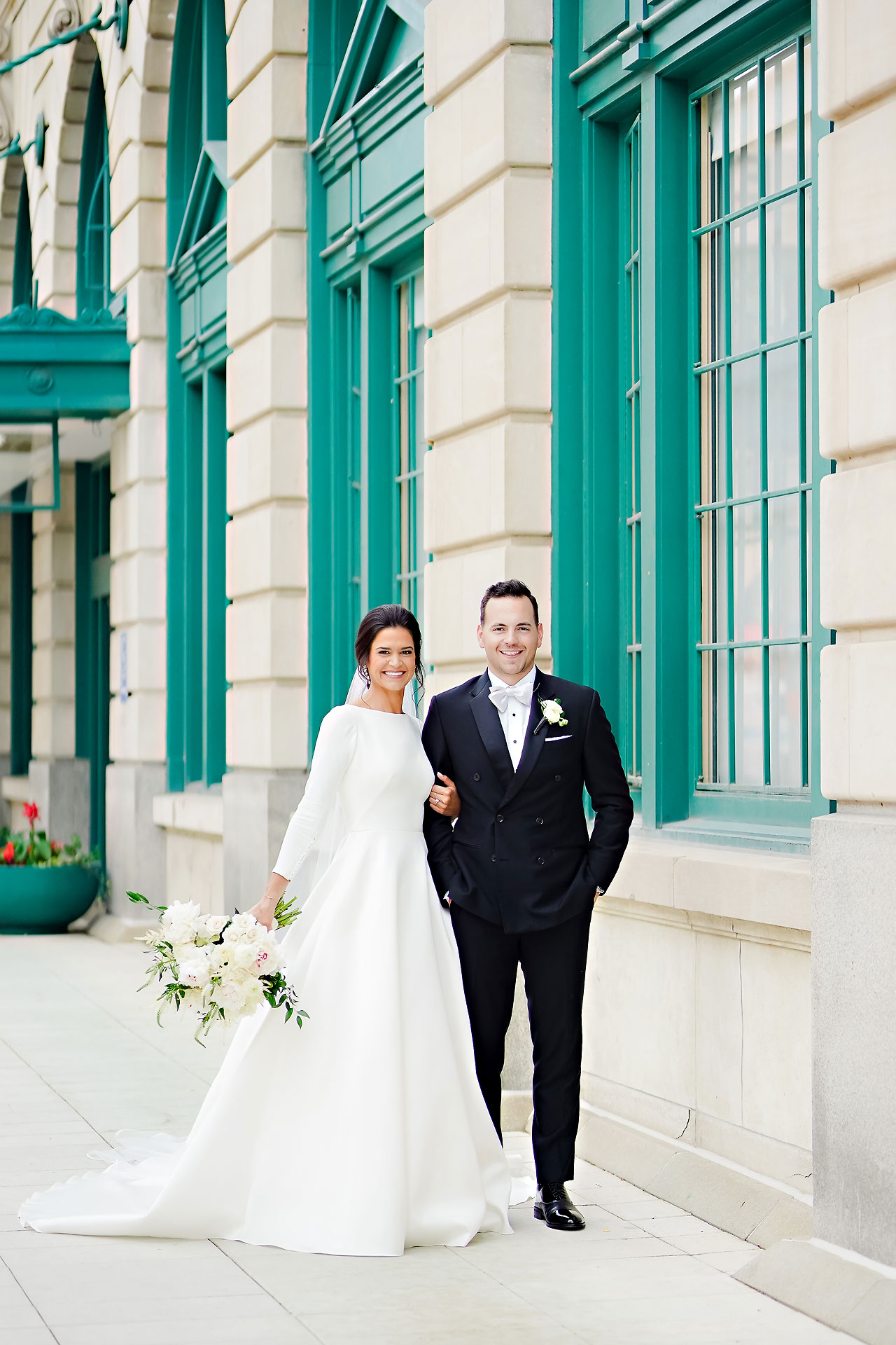 Kaitlin Collin Scottish Rite Indianapolis Wedding 061
