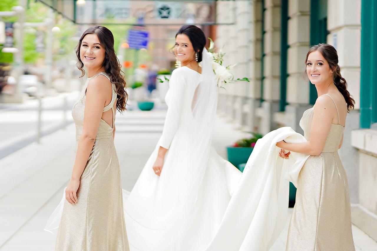 Kaitlin Collin Scottish Rite Indianapolis Wedding 074