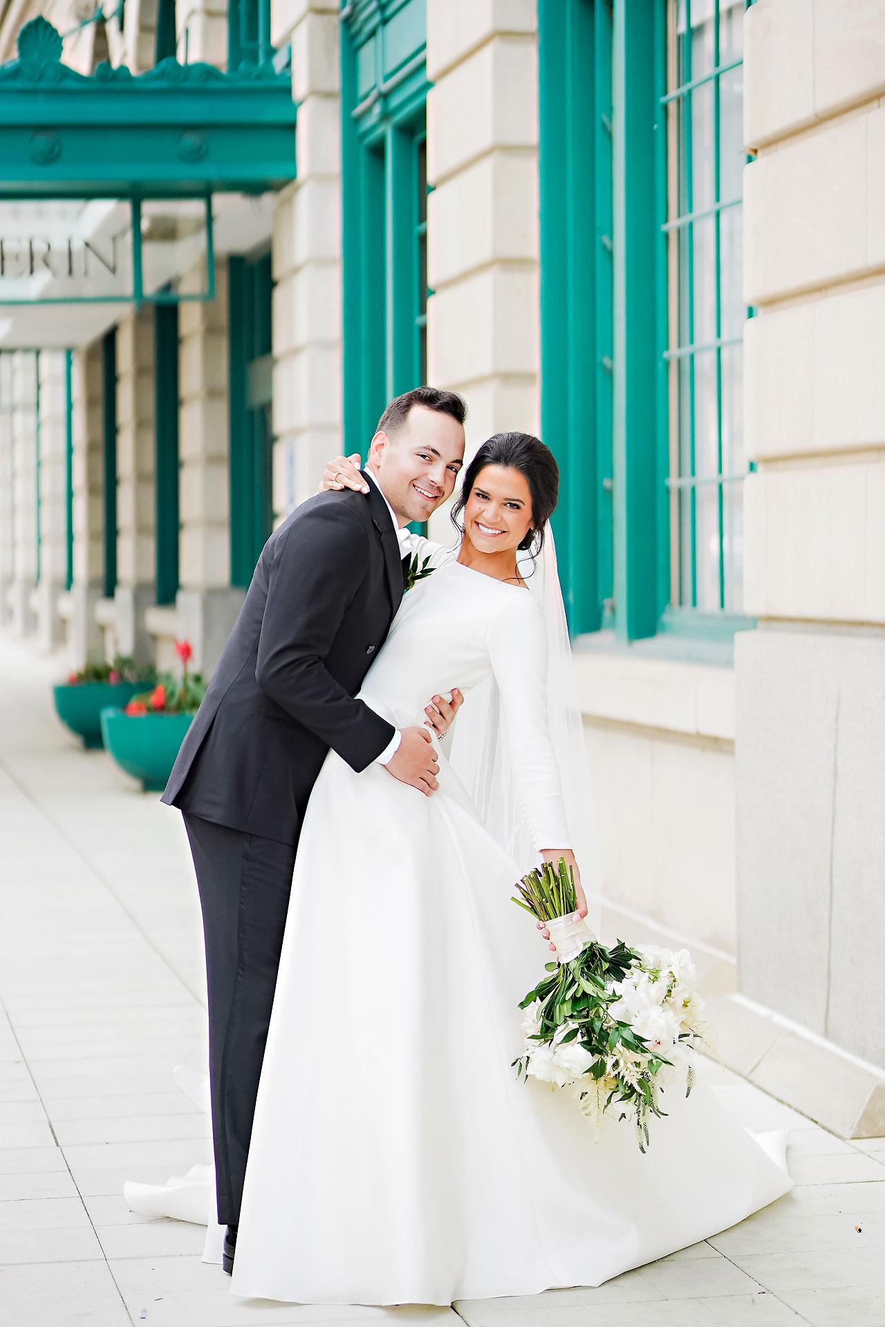 Kaitlin Collin Scottish Rite Indianapolis Wedding 078