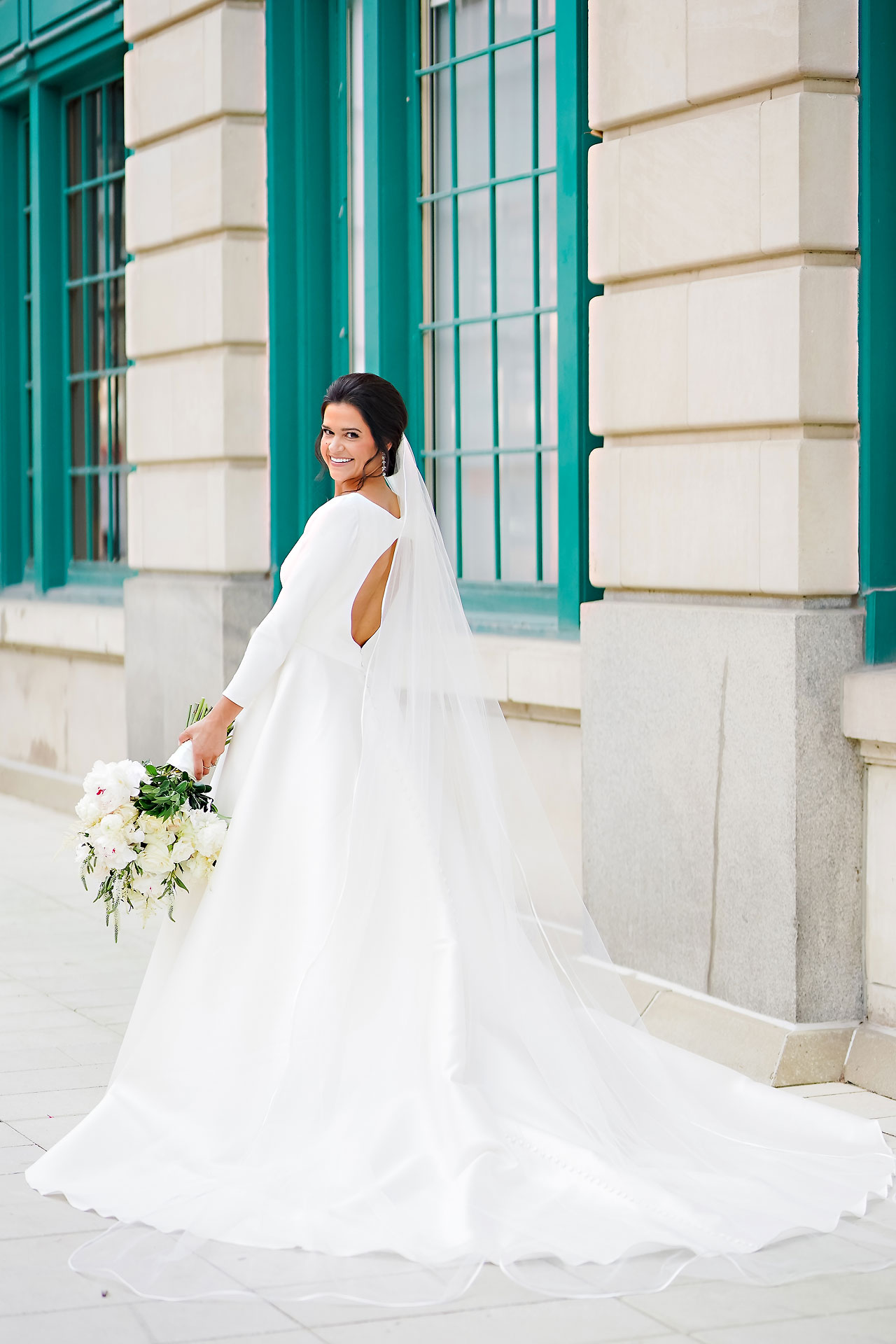 Kaitlin Collin Scottish Rite Indianapolis Wedding 080