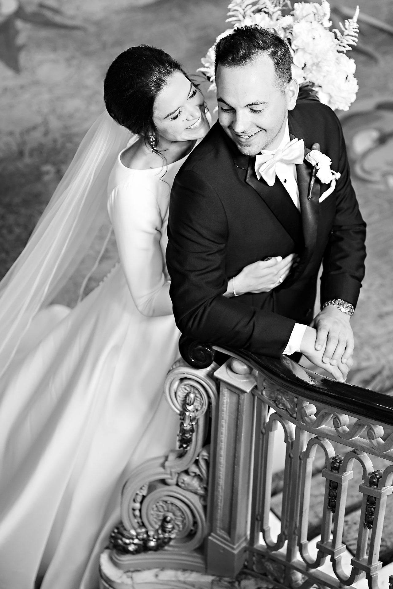 Kaitlin Collin Scottish Rite Indianapolis Wedding 097