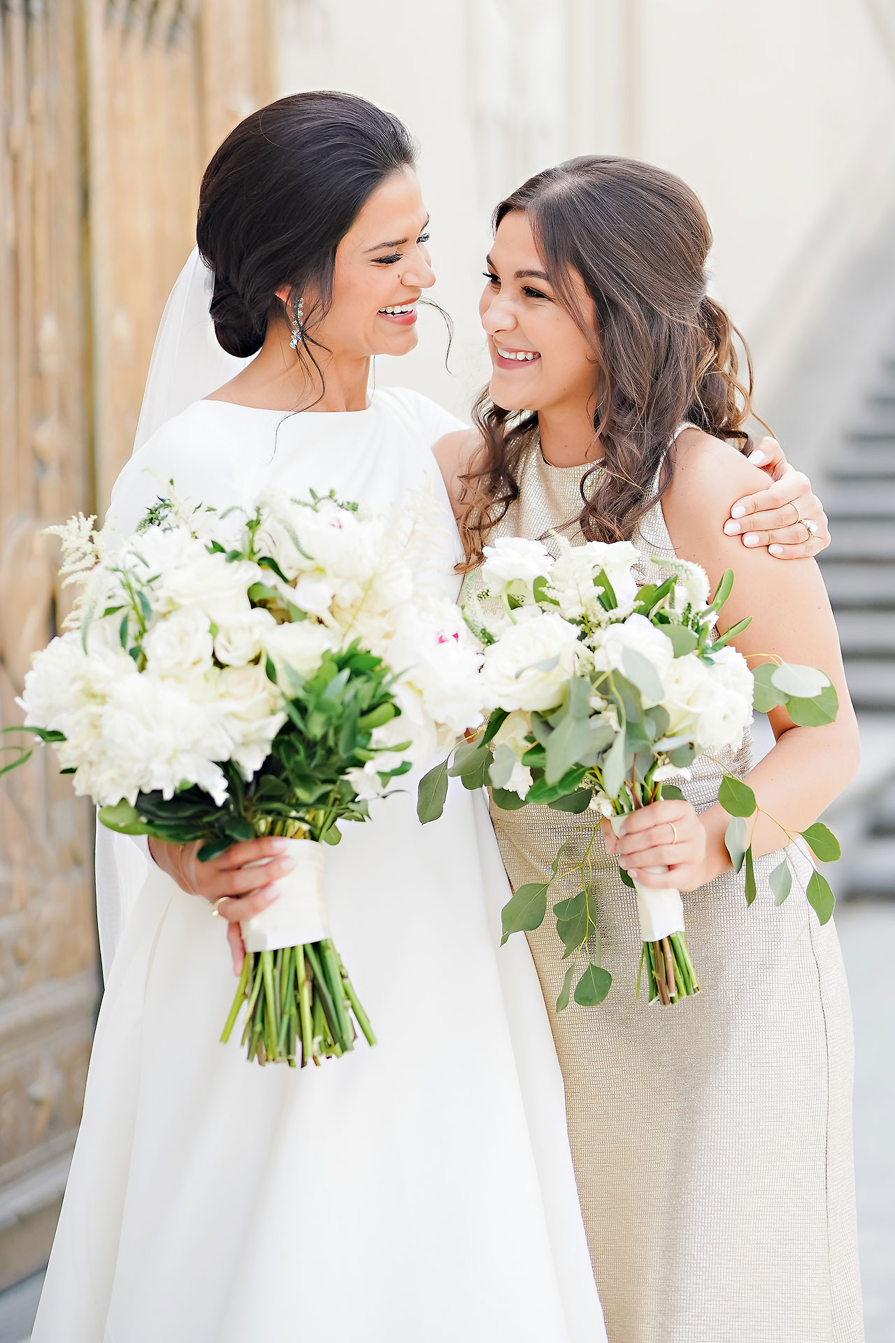 Kaitlin Collin Scottish Rite Indianapolis Wedding 107