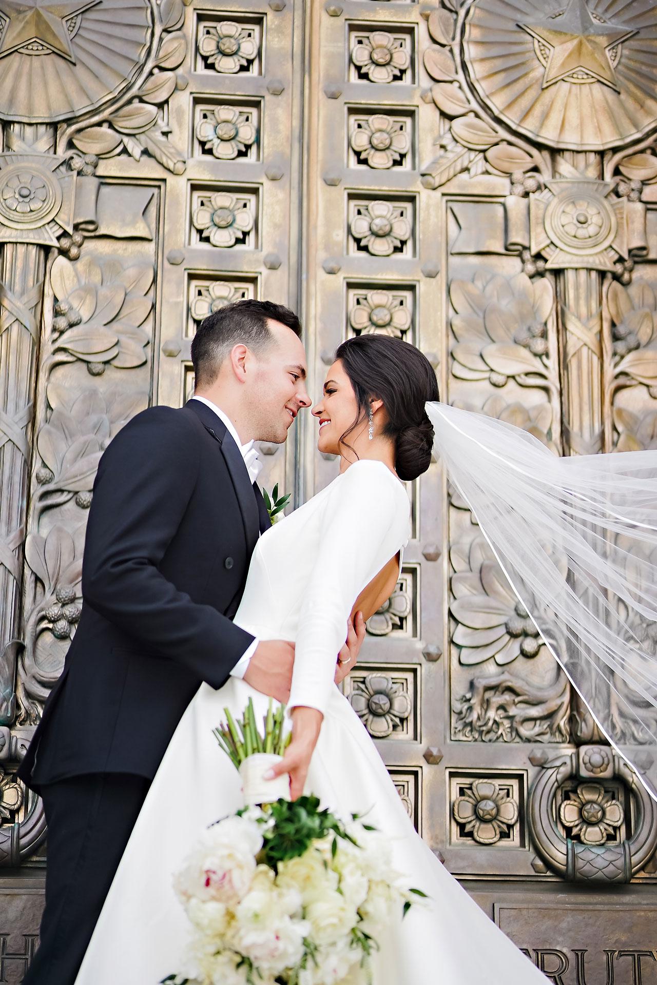 Kaitlin Collin Scottish Rite Indianapolis Wedding 110