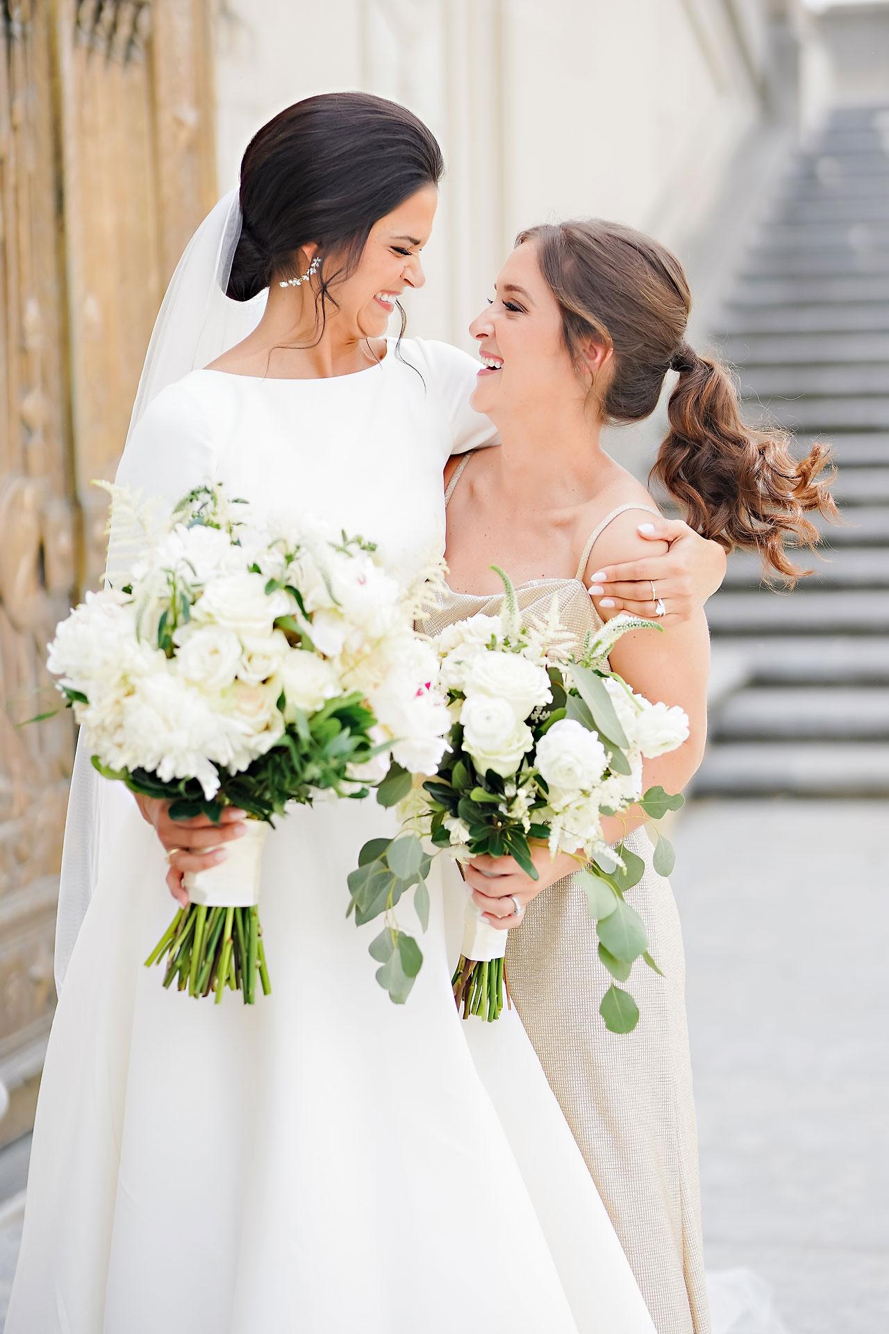 Kaitlin Collin Scottish Rite Indianapolis Wedding 128