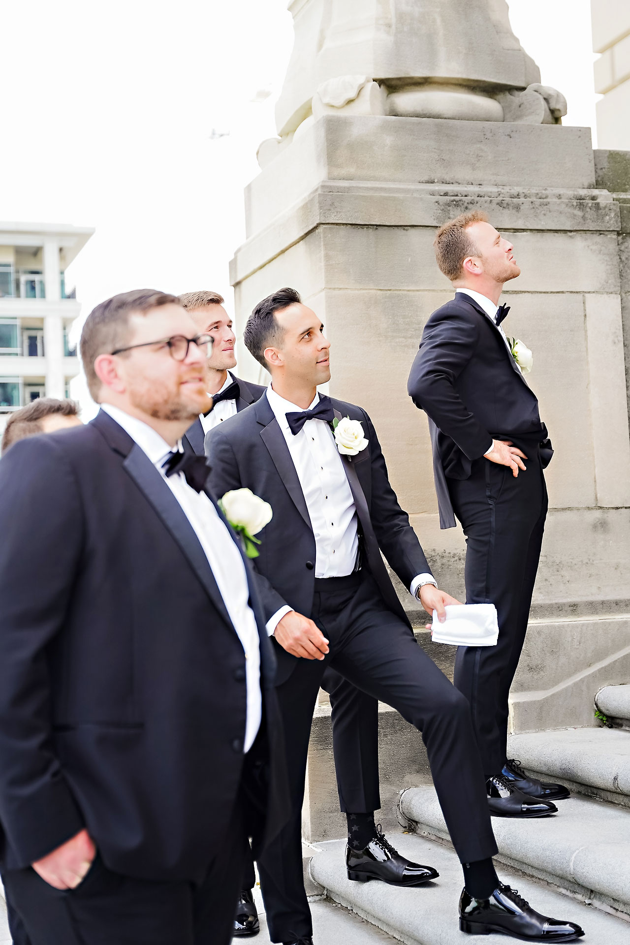 Kaitlin Collin Scottish Rite Indianapolis Wedding 139