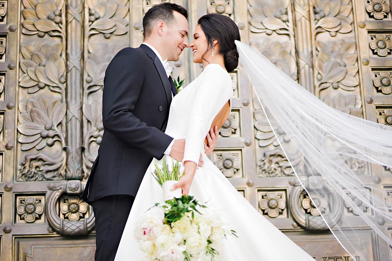 Kaitlin Collin Scottish Rite Indianapolis Wedding 151