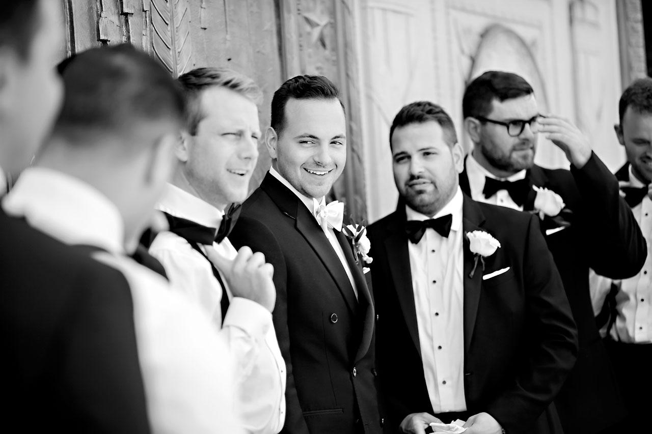 Kaitlin Collin Scottish Rite Indianapolis Wedding 152