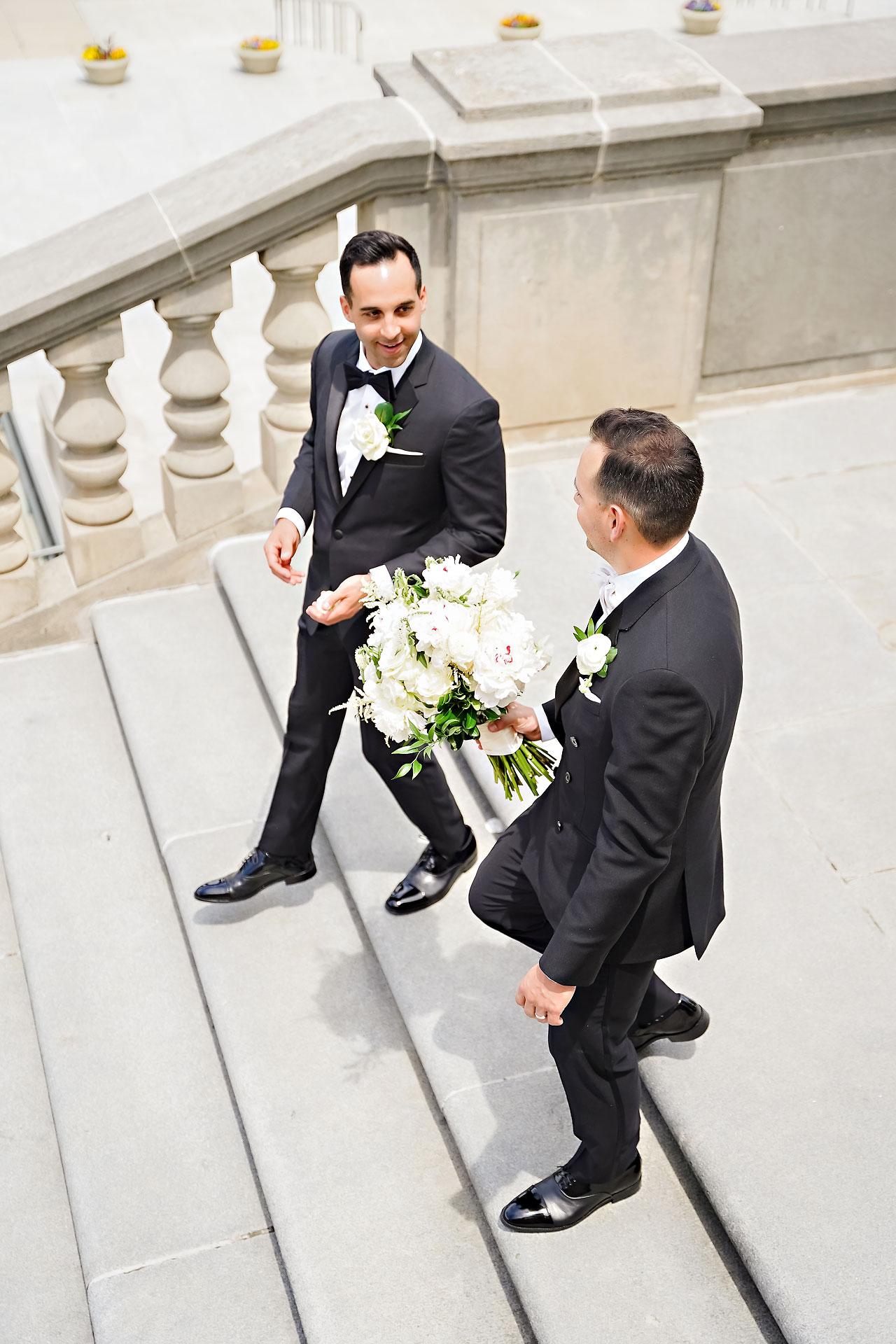 Kaitlin Collin Scottish Rite Indianapolis Wedding 163